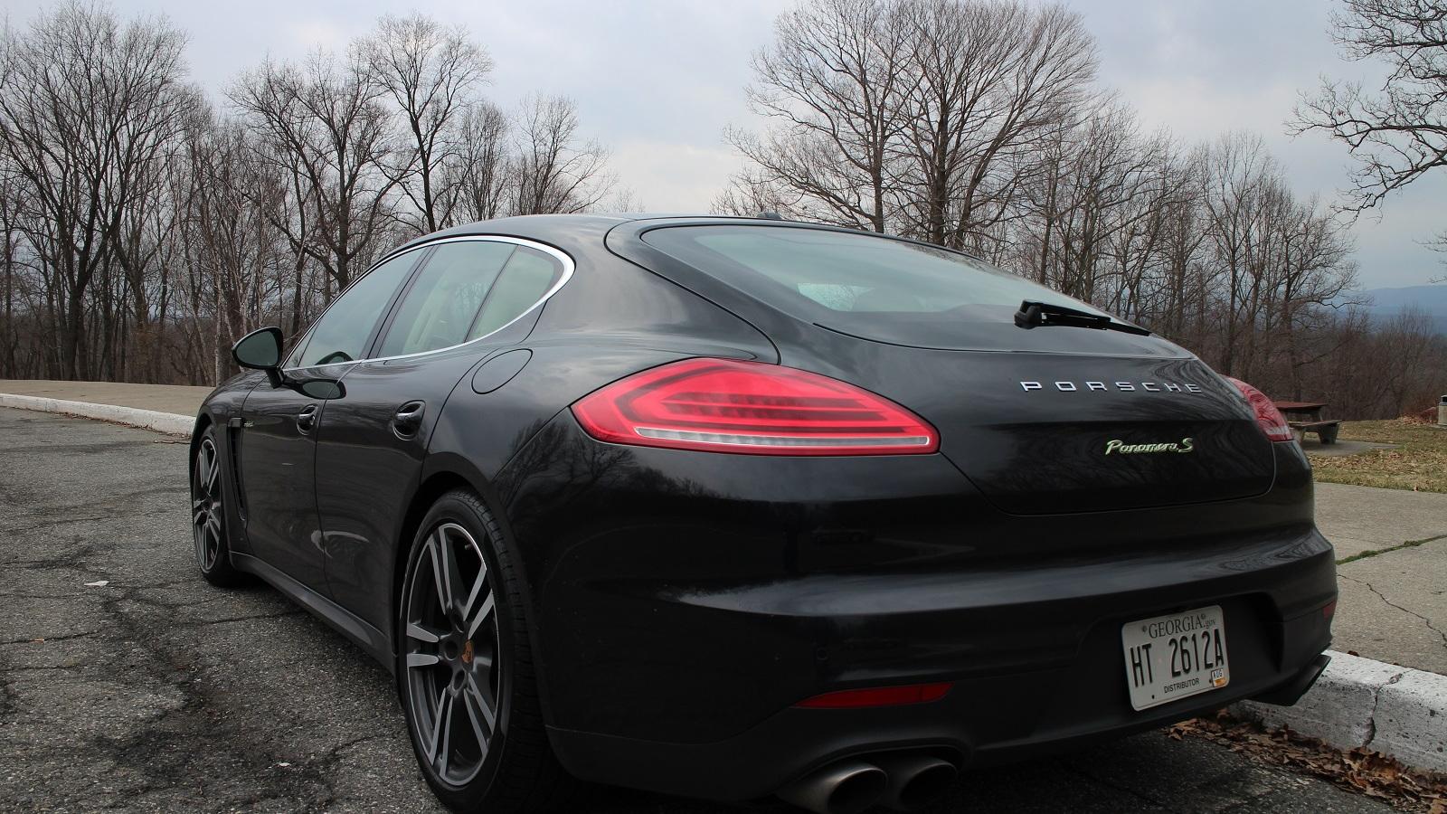 2014 Porsche Panamera S E-Hybrid: Gas Mileage Review Of ...
