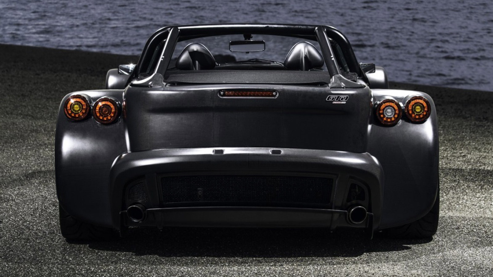 2015 Donkervoort D8 GTO Bare Naked Carbon Edition