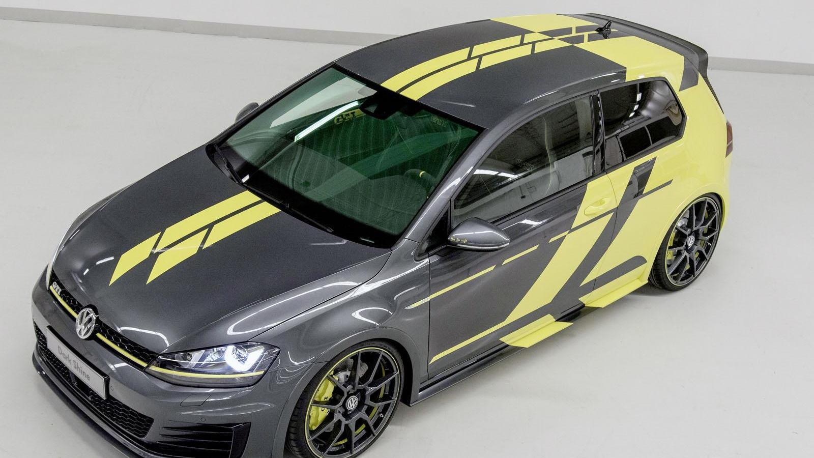 Volkswagen GTI Dark Shine concept