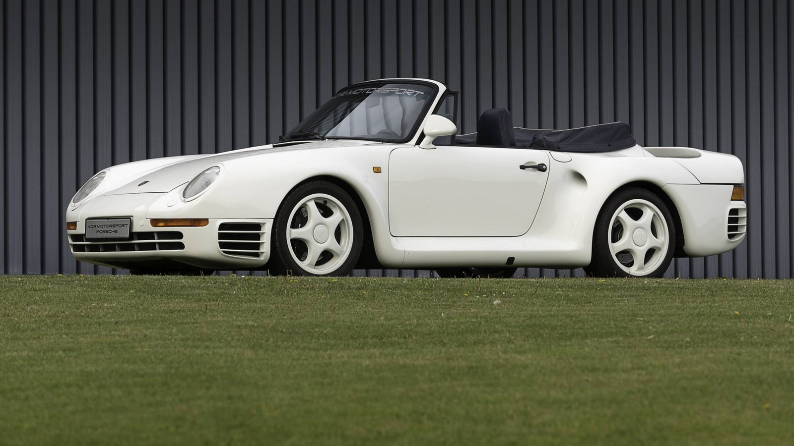 One-off Porsche 959 convertible for sale