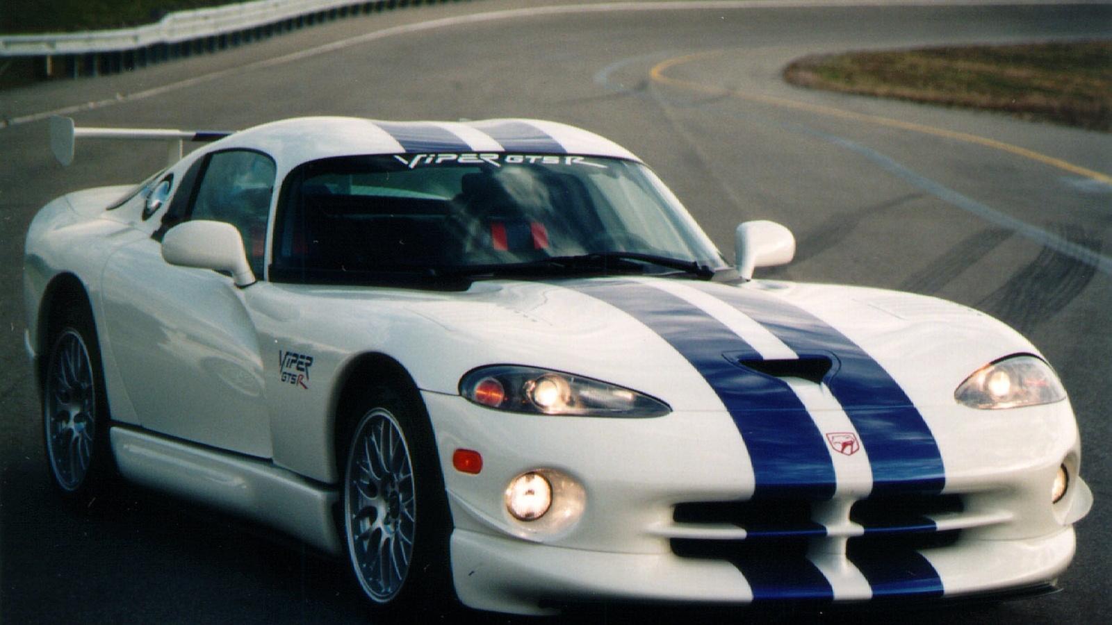 1991 Dodge Viper GTS-R