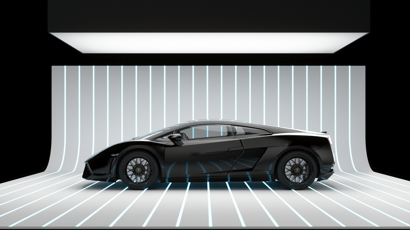 The Supercar Capsule
