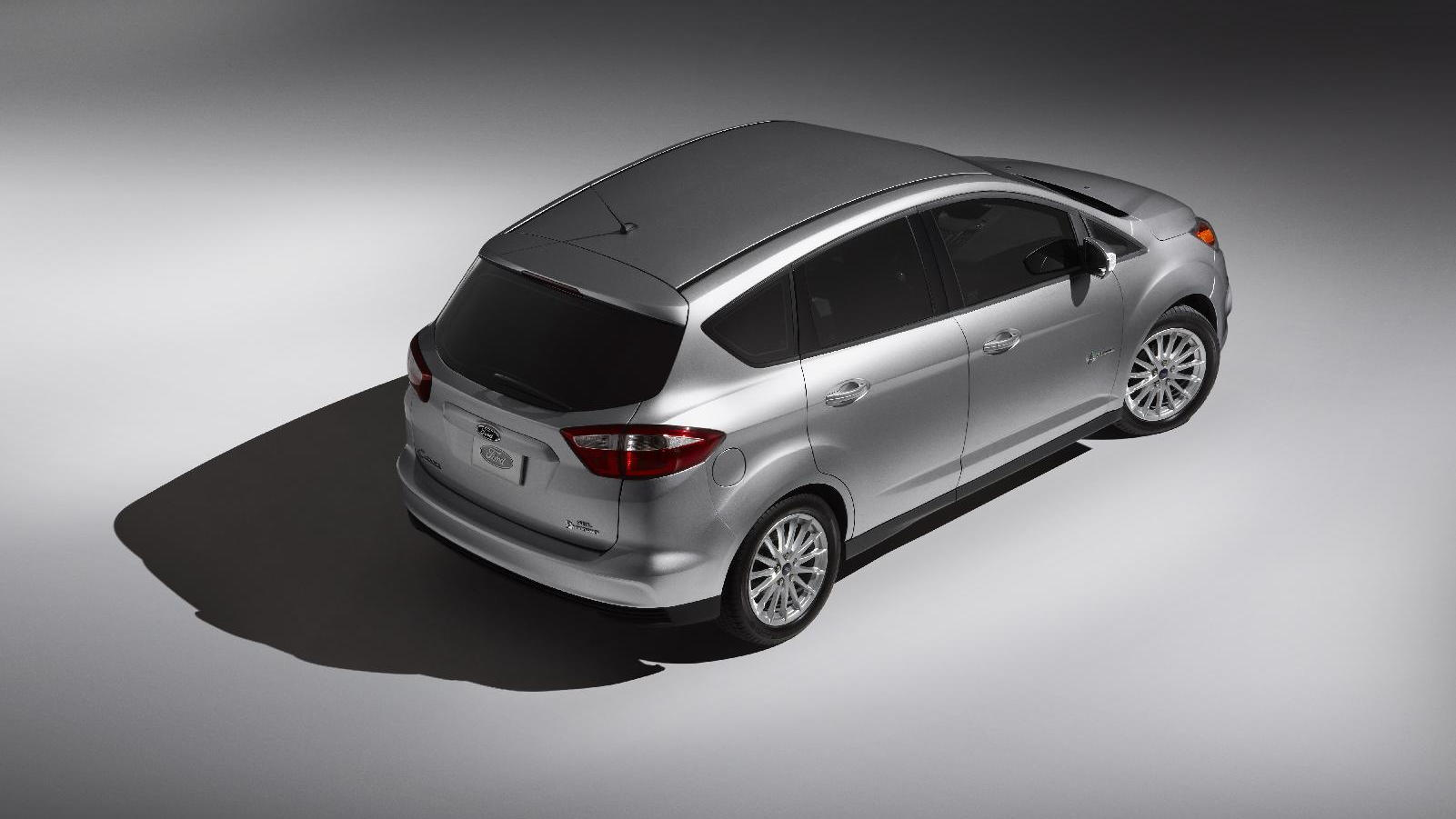Ford C-Max Hybrid, first revealed at the 2011 Detroit Auto Show