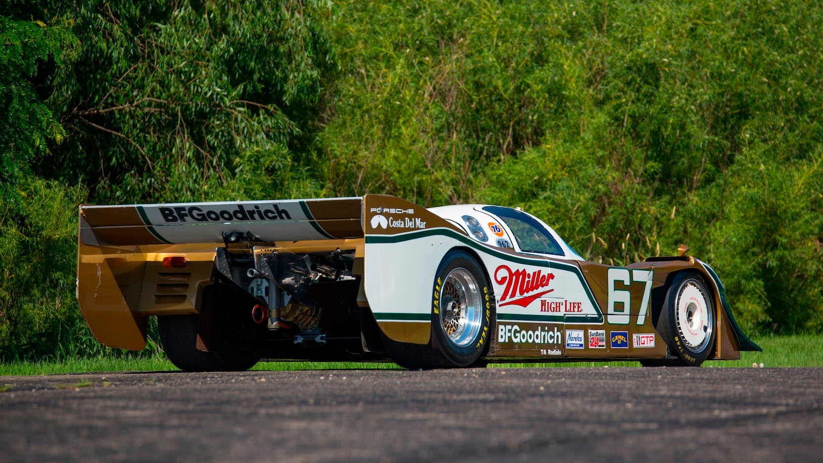 Daytona-winning 1989 Porsche 962