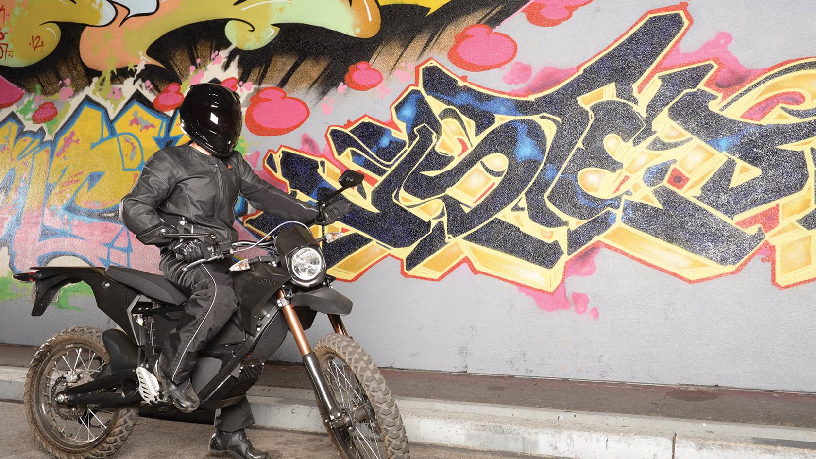 2013 Zero Electric Motorcycle Lineup