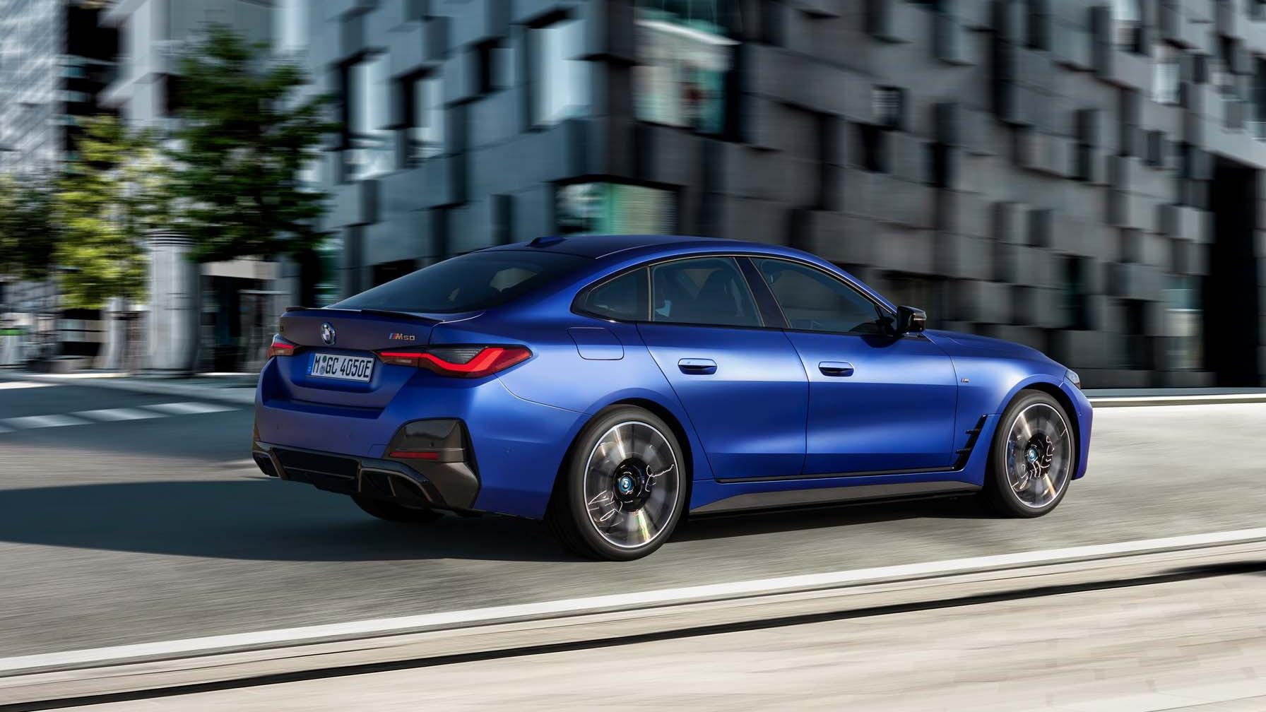 2022 BMW i4 M50i
