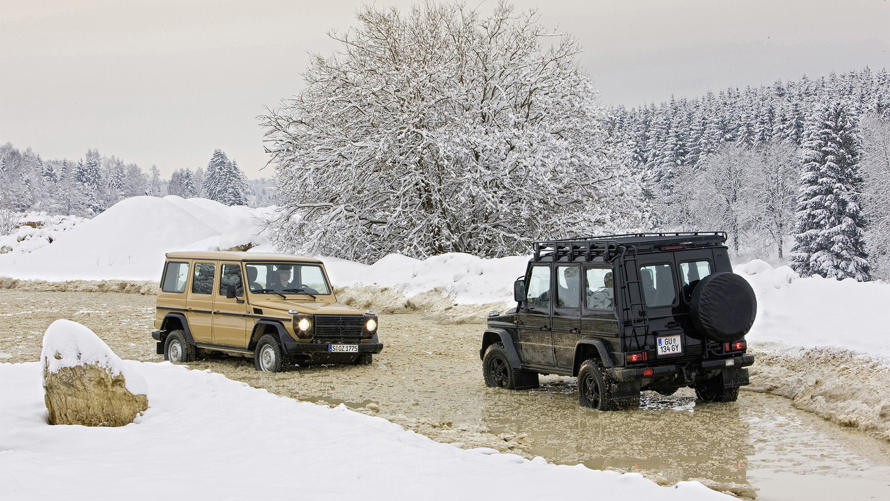 mercedes benz g class 30th anniversary specials 009
