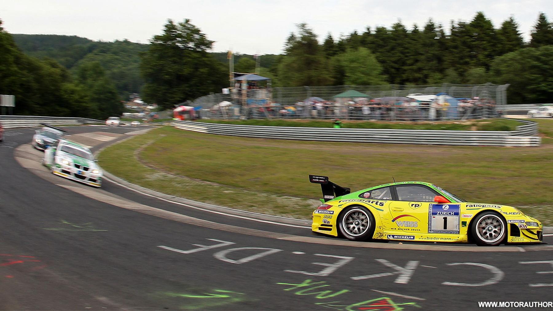 porsche 2009 nurburgring 24 hours winner 004