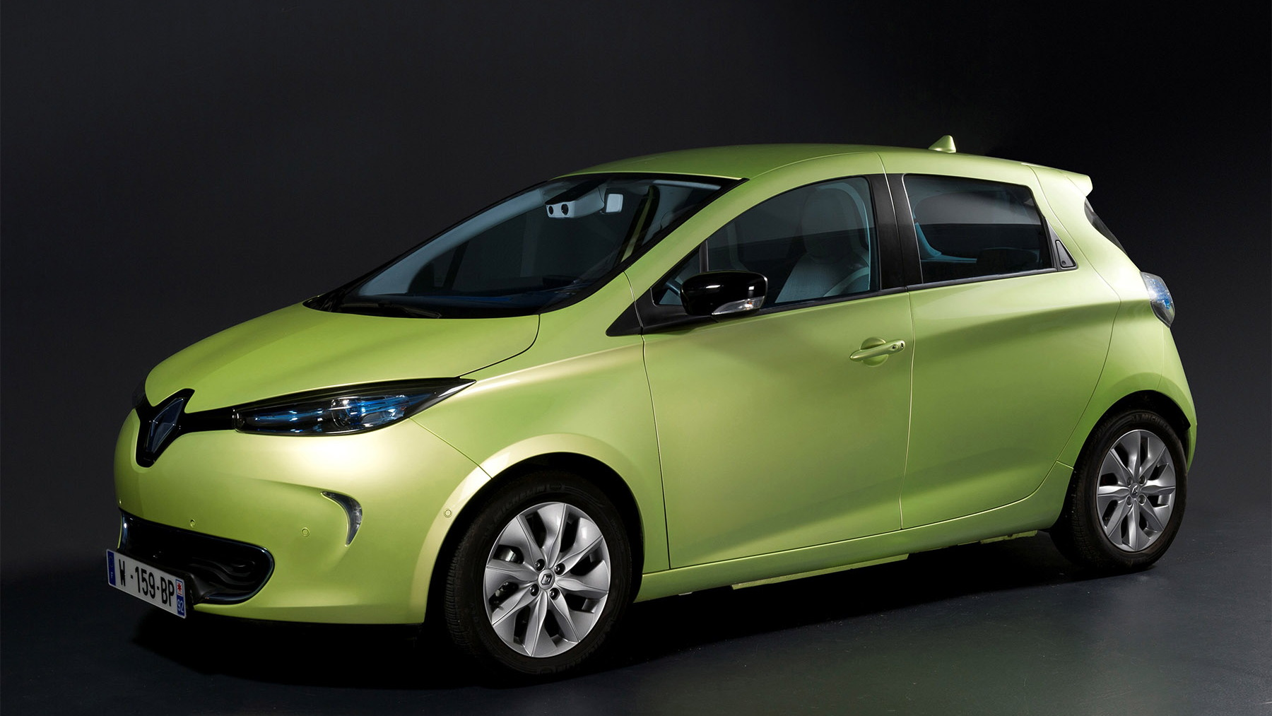Renault Next Two autonomous and connected car prototype