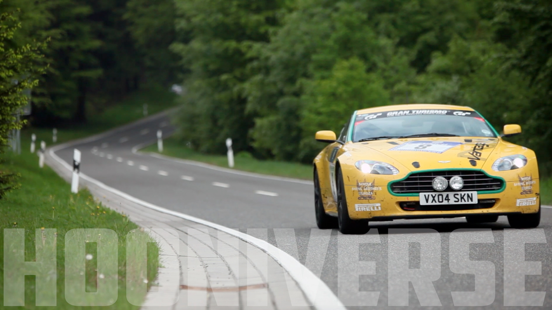 Aston Martin V8 Vantage N24 Rose