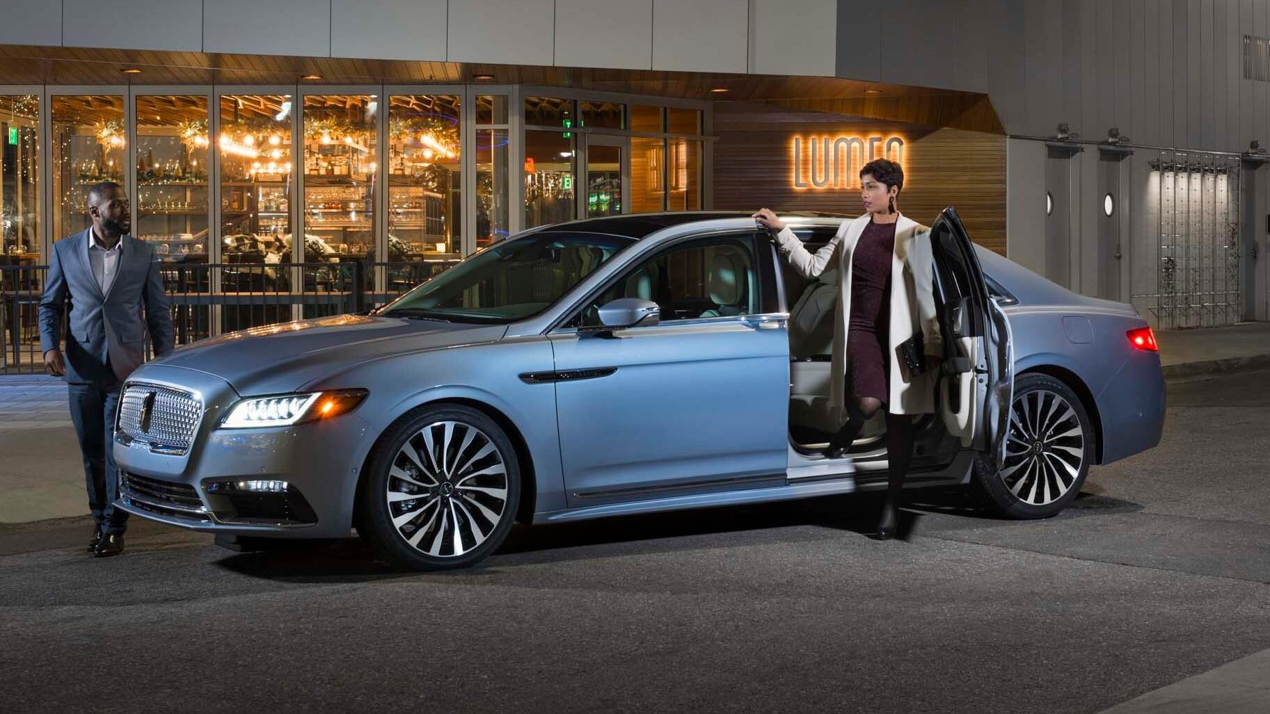 2019 Lincoln Continental Coach Door Edition