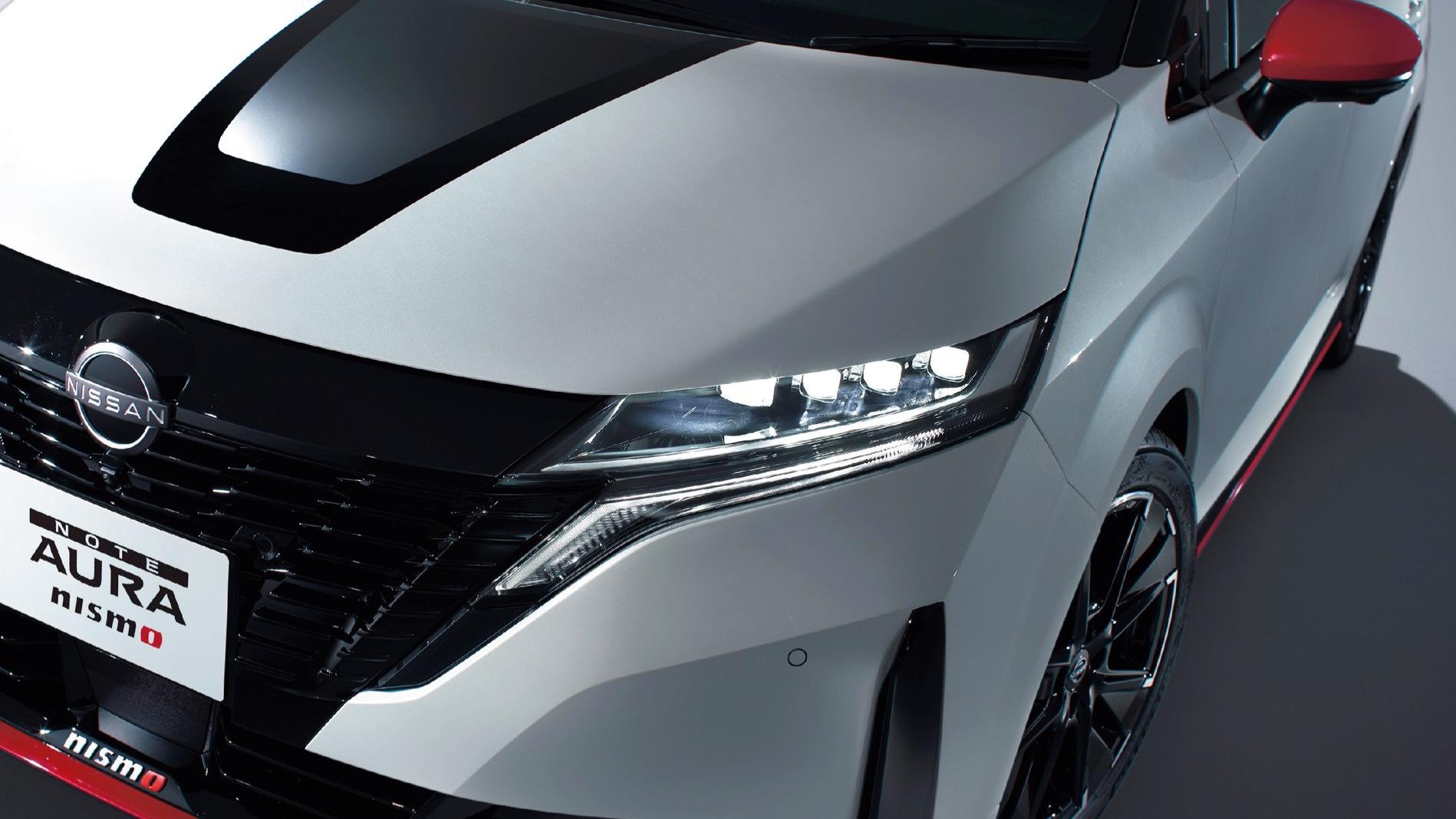 Nissan Aura Note Nismo