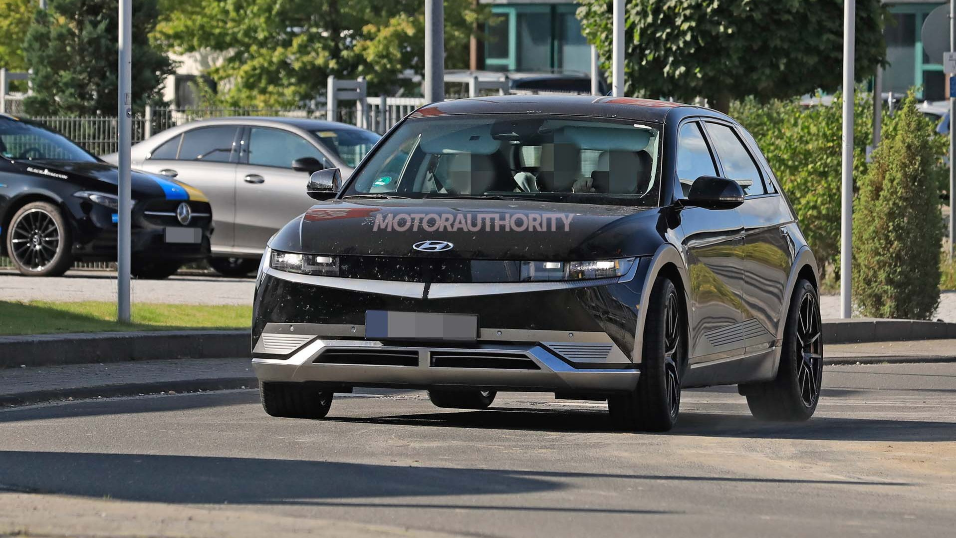 2023 Hyundai Ioniq 5 N  - Photo credit: S. Baldauf/SB-Medien