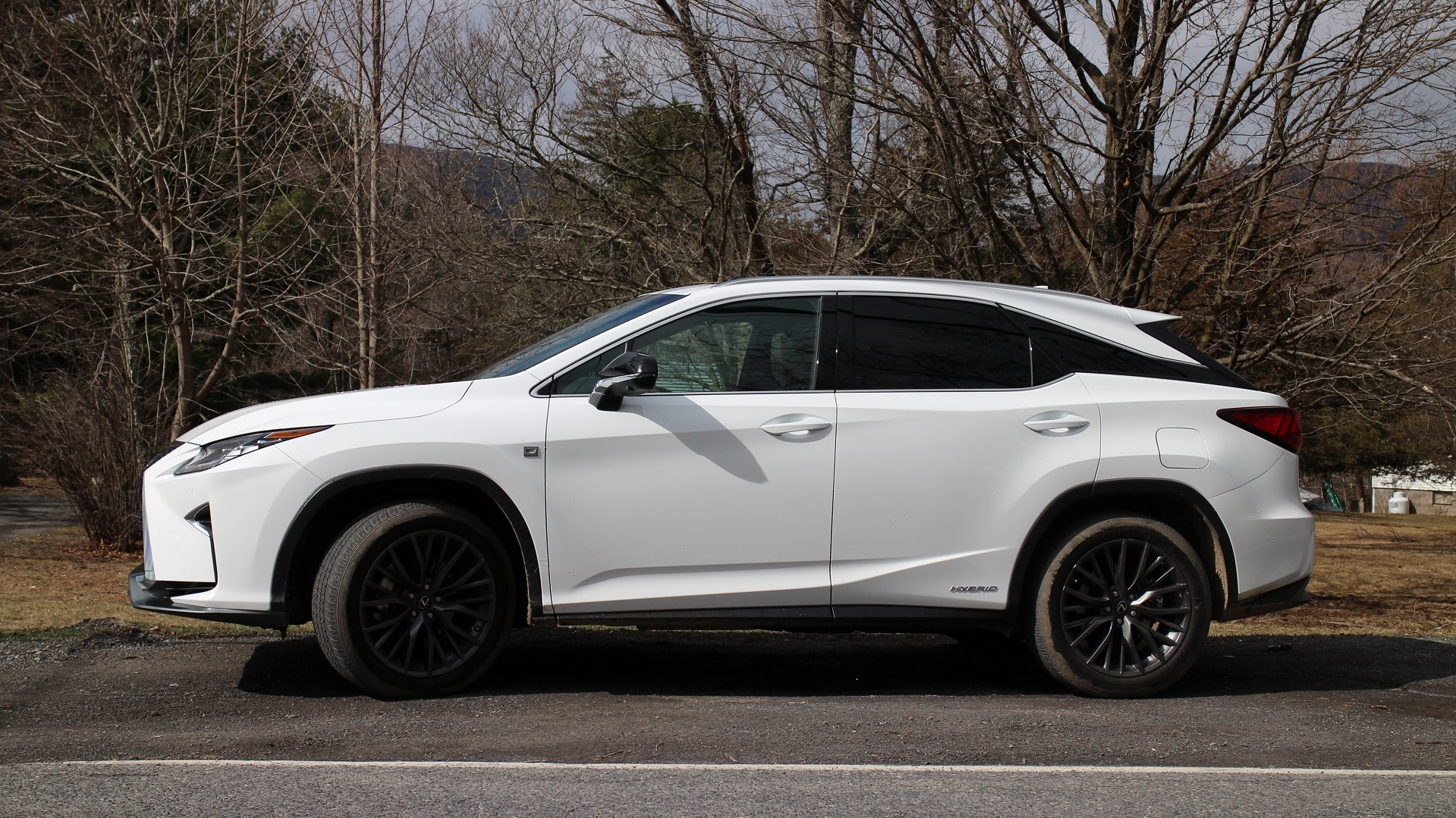 2017 Lexus Rx 450h Catskill Mountains Ny Feb