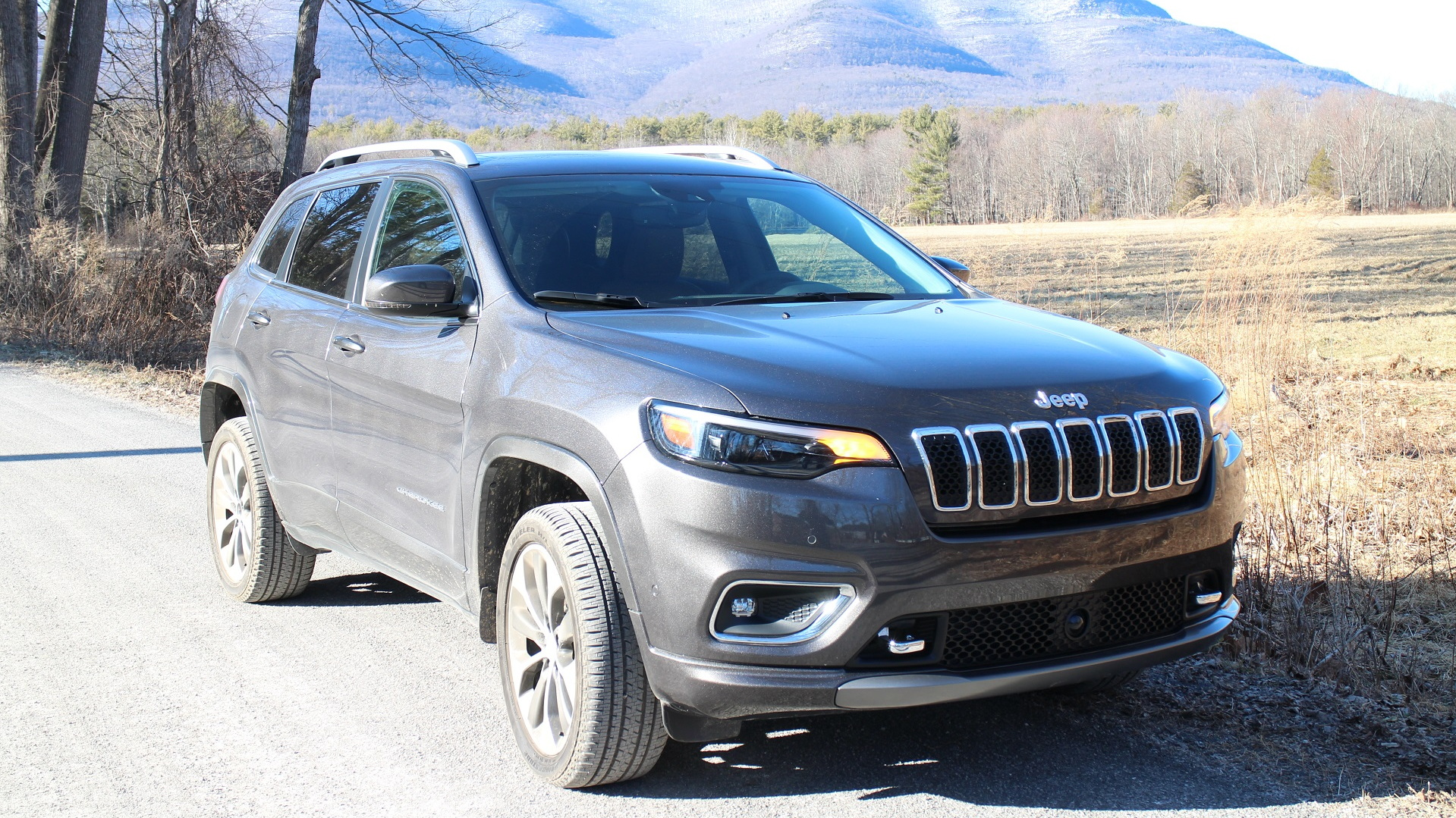 2019 Jeep Cherokee Overland, Hudson Valley, NY, Mar 2018
