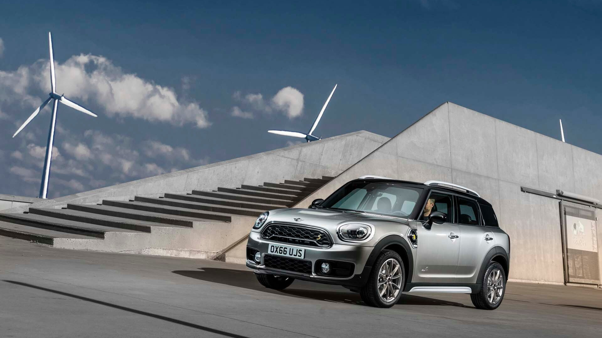 2020 Mini Cooper Countryman S E All4