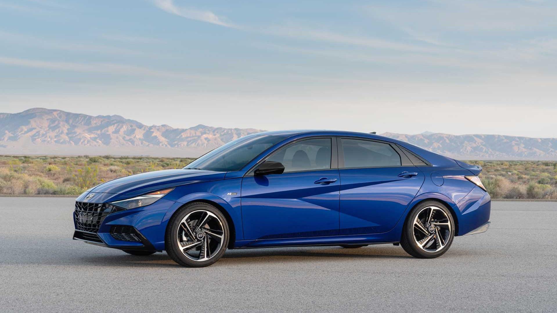2021 Hyundai Elantra N Line aims for fun at $25,095