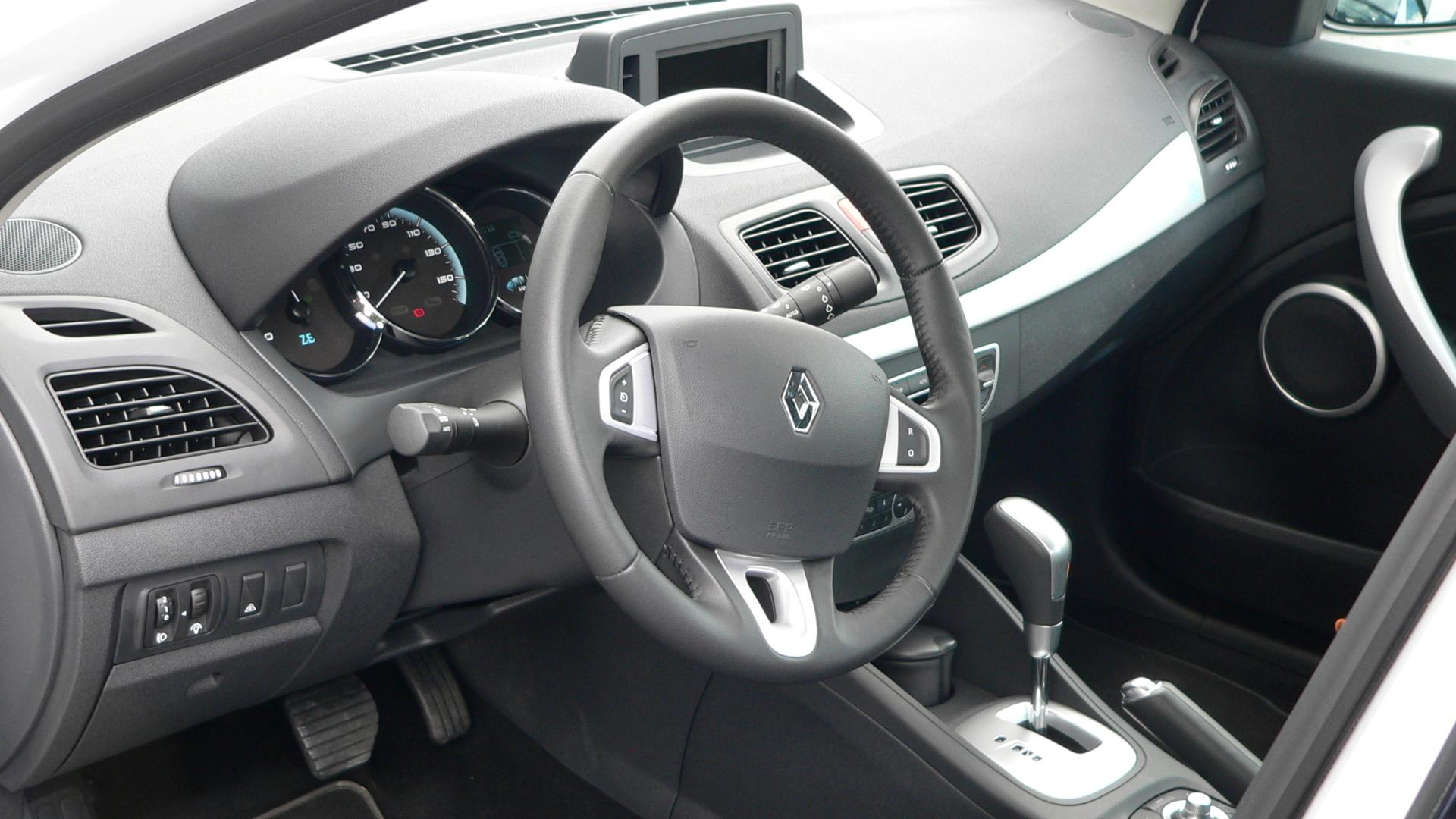 2012 Renault Fluence Z.E. Prototype