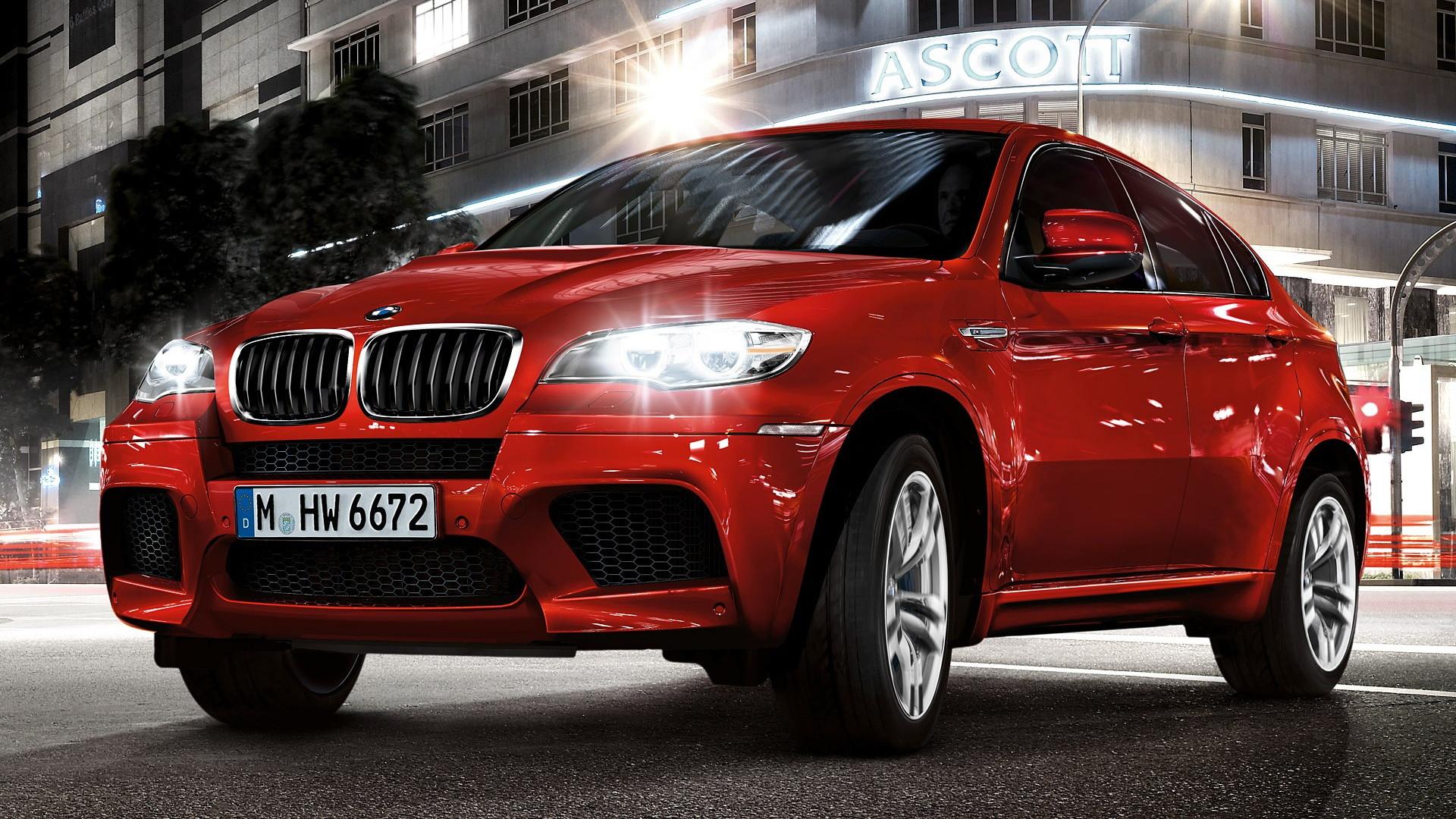 2013 BMW X6 M
