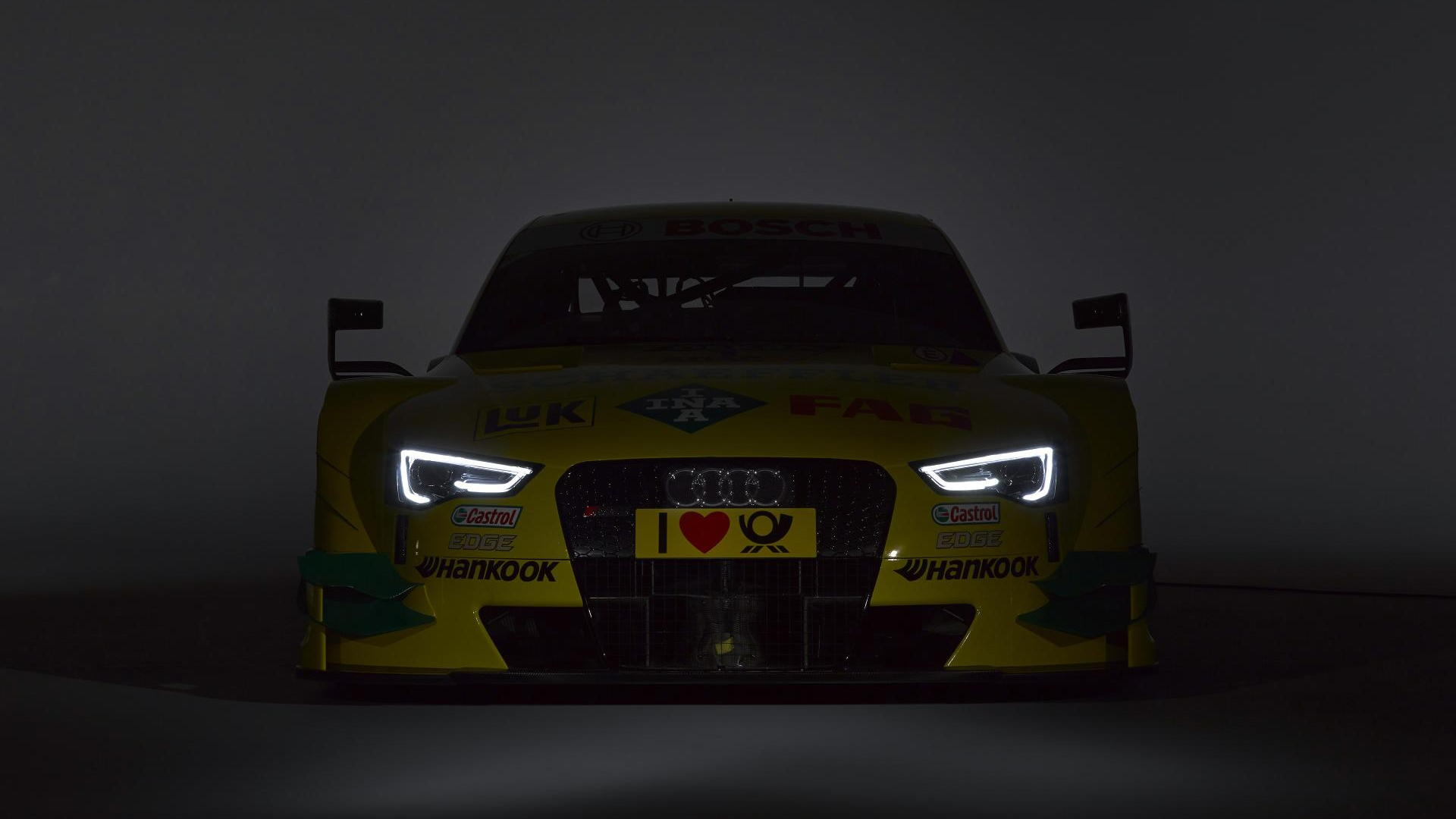 2014 Audi RS 5 DTM race car
