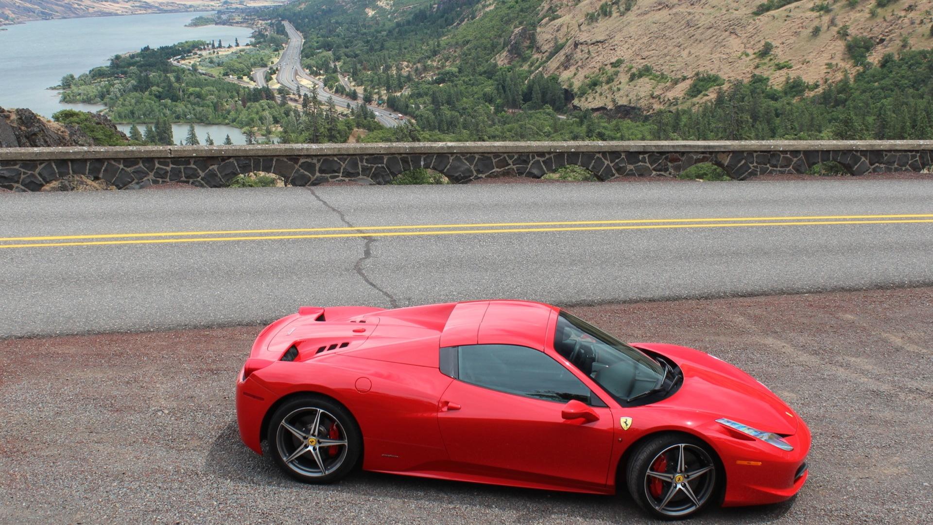2014 Ferrari 458 Spider  -  Quick Drive