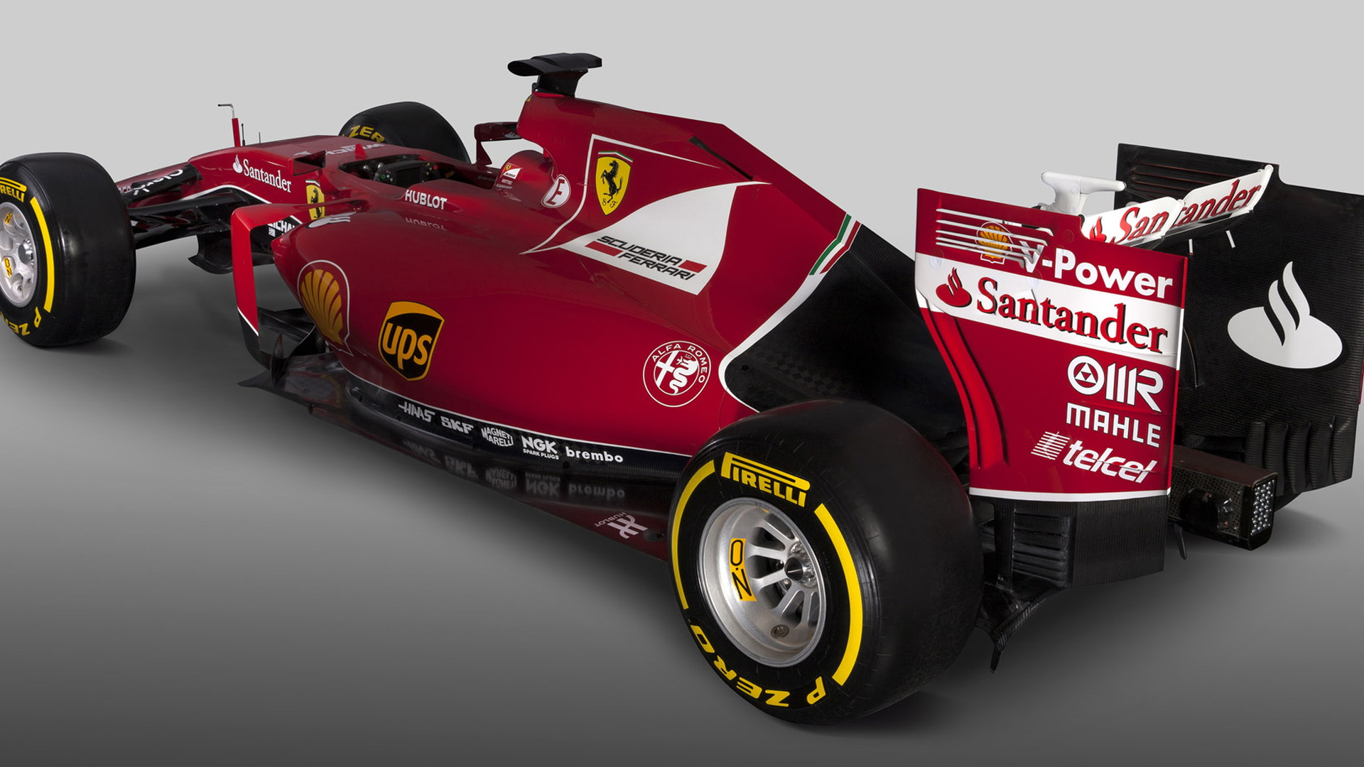 Ferrari SF15-T 2015 Formula One car
