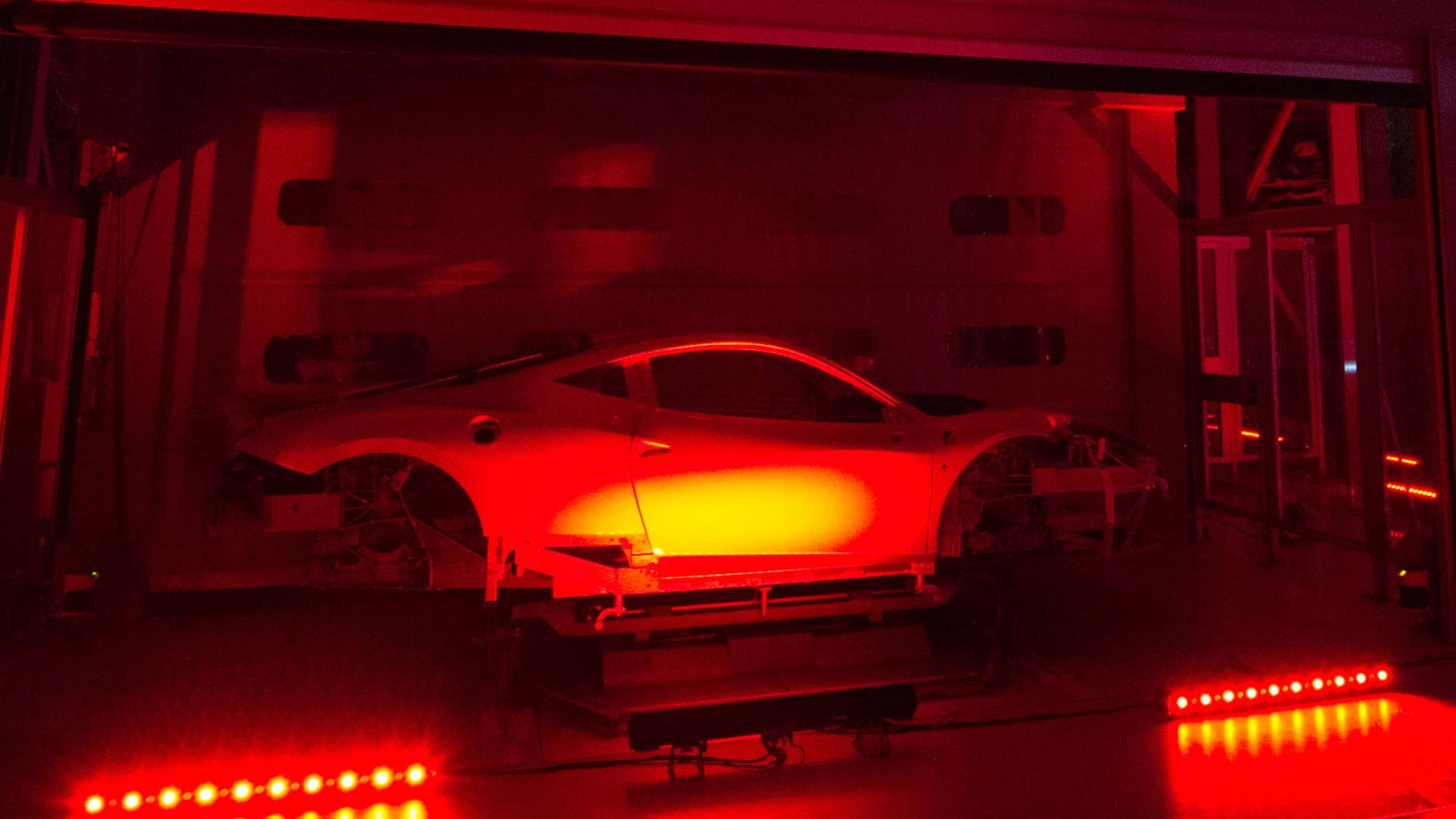 Ferrari 488 GTB launch in Maranello, Italy