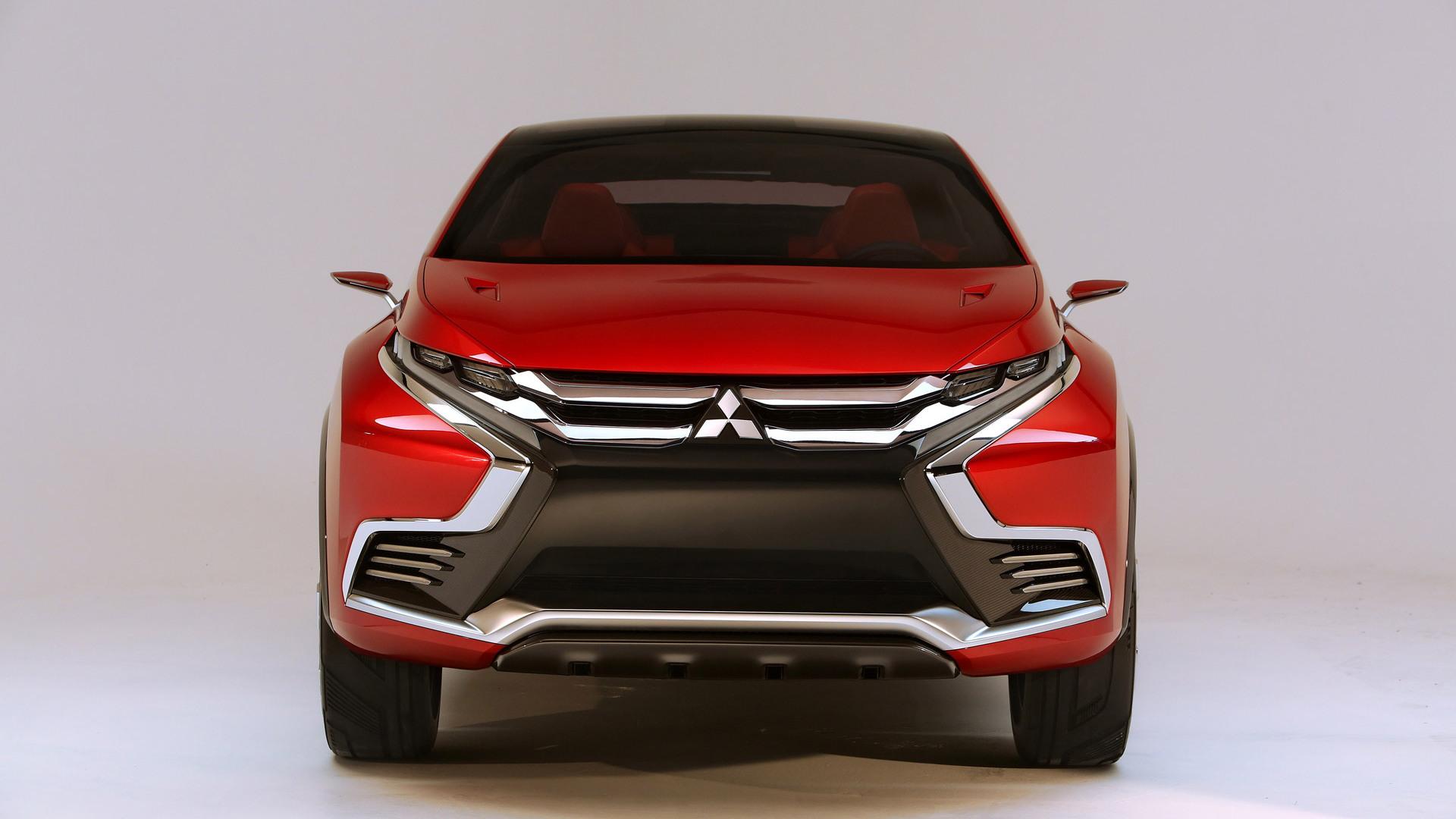 Mitsubishi XR-PHEV II concept, 2015 Geneva Motor Show