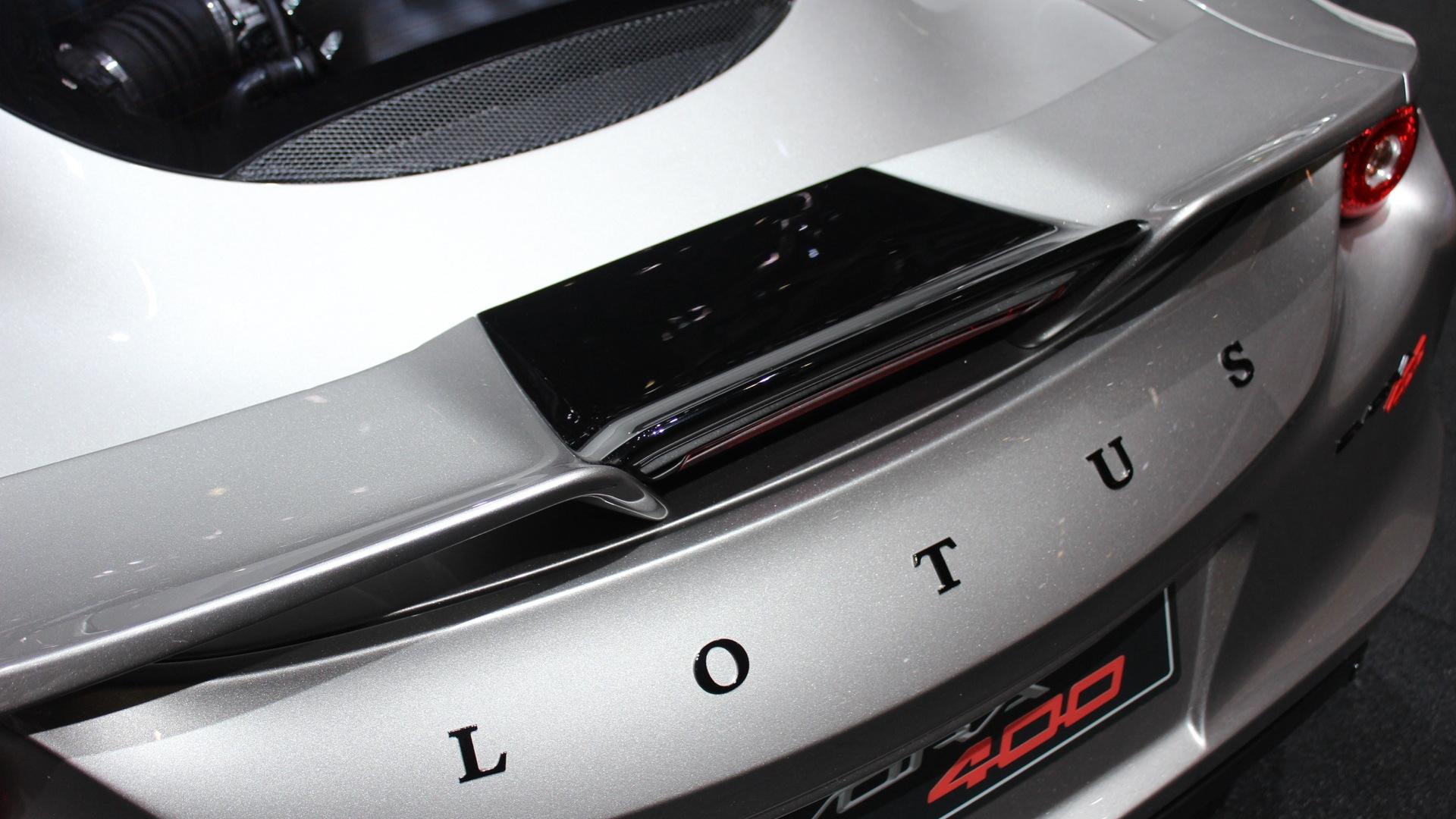 2017 Lotus Evora 400, 2015 Geneva Motor Show