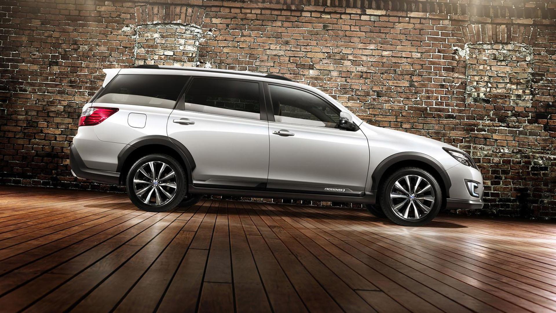 2015 Subaru Exiga Crossover 7
