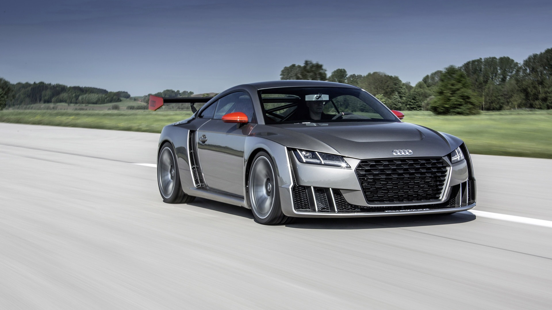 Audi TT Clubsport Turbo concept, 2015 Wörthersee Tour
