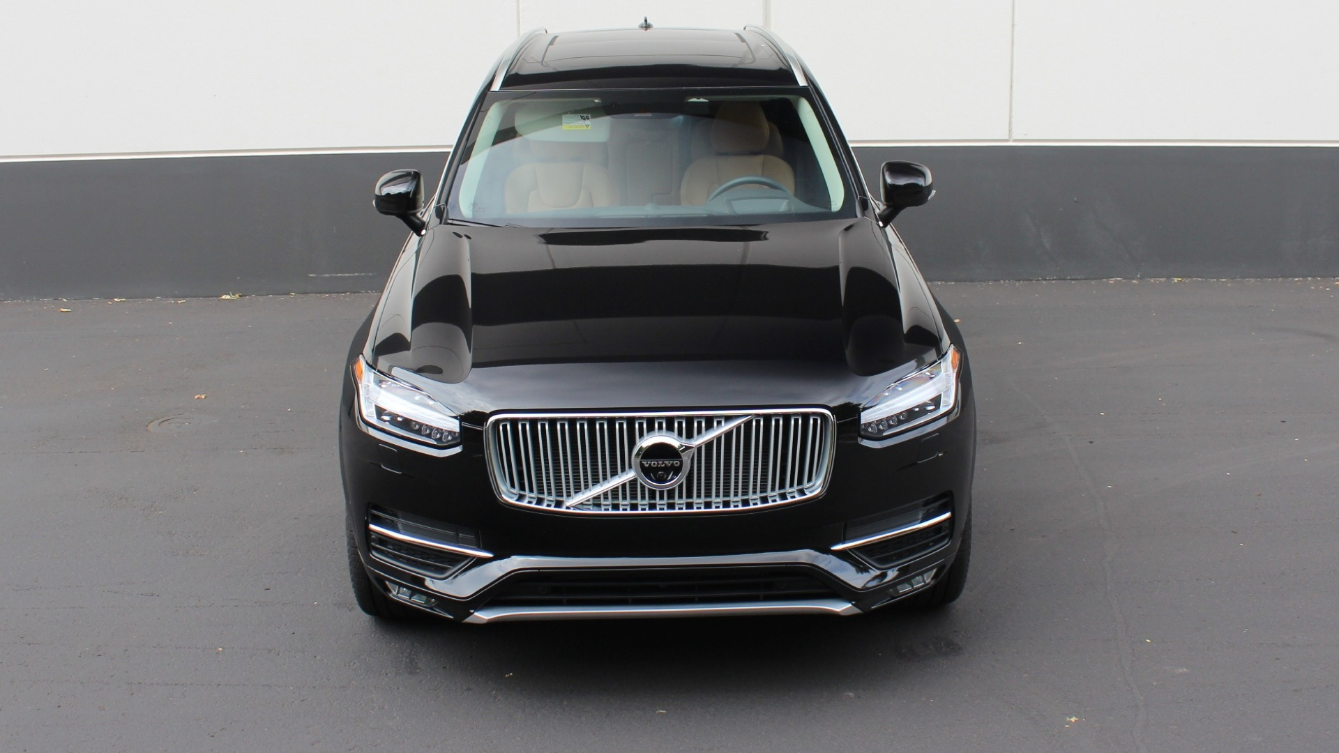 2016 Volvo XC90 T6 Inscription  -  Quick Drive, July 2015