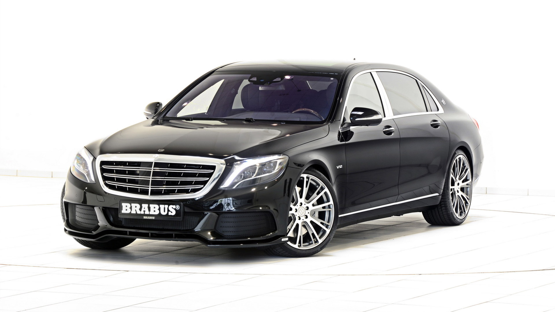 2016 Mercedes-Maybach S600 Brabus Rocket 900