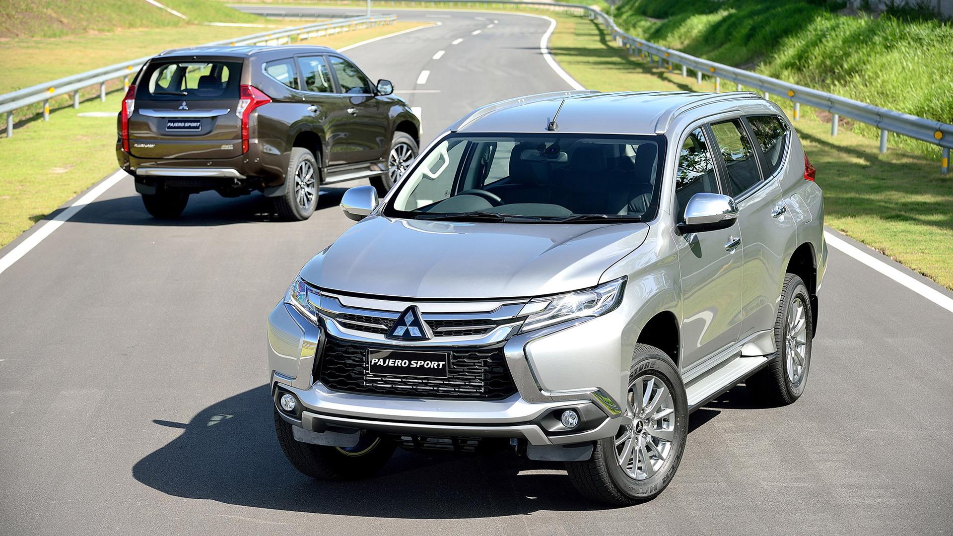 2017 Mitsubishi Montero Sport Debuts At Bangkok Auto Show