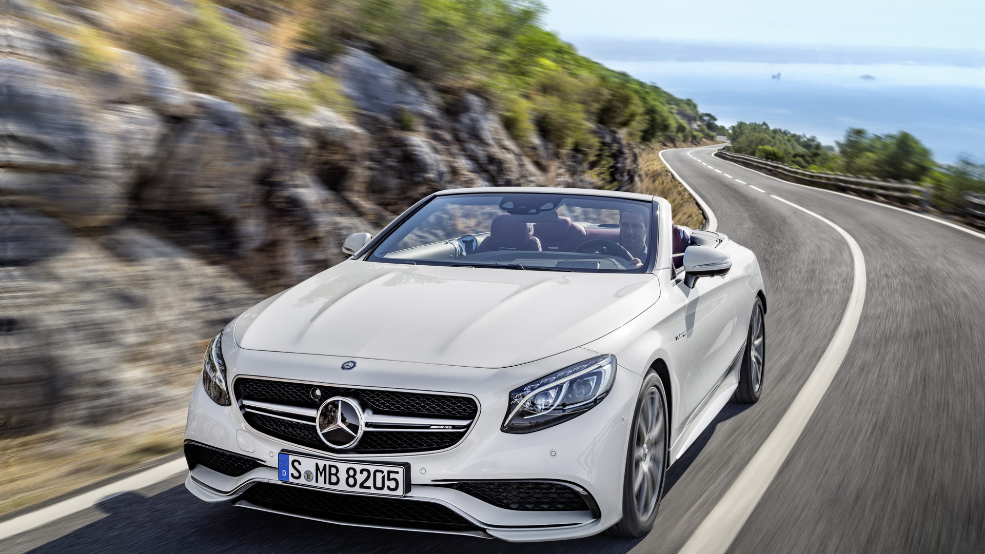 2017 Mercedes-AMG S63 Cabriolet