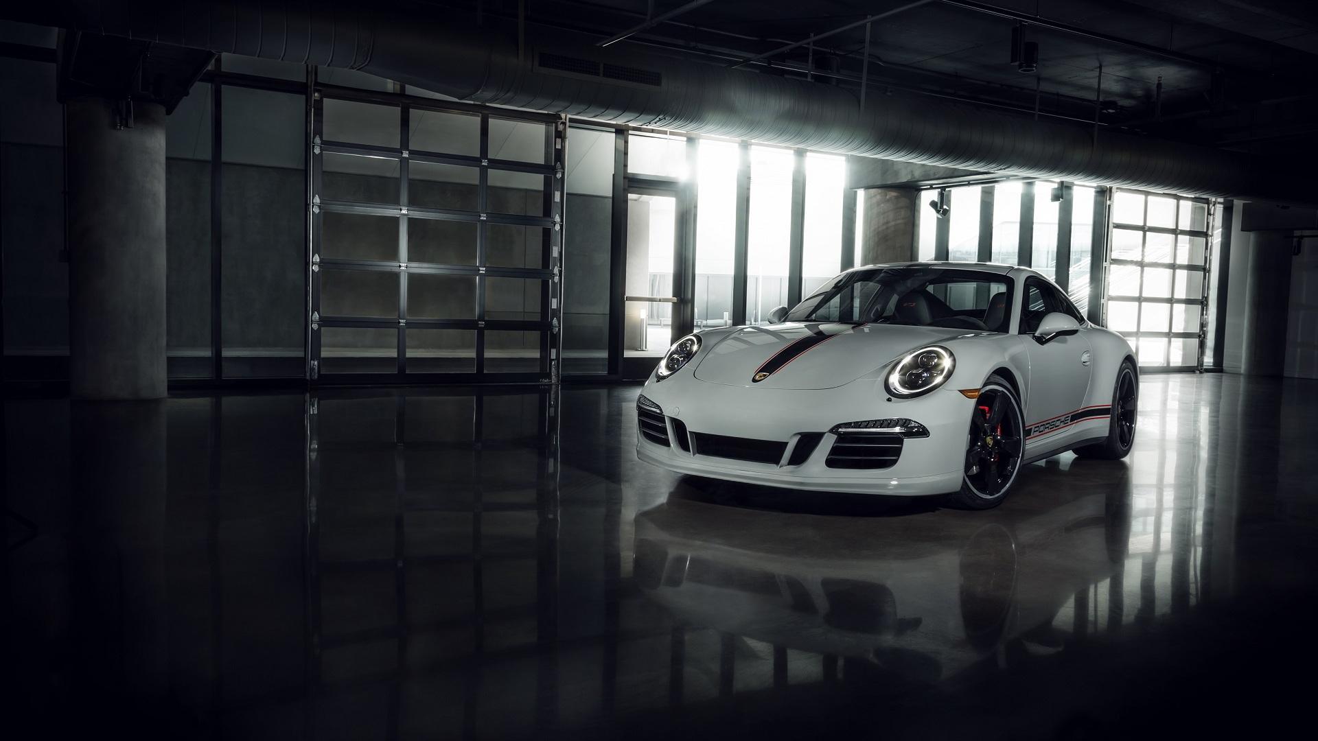 Porsche 911 Carerra GTS Rennsport Reunion Edition