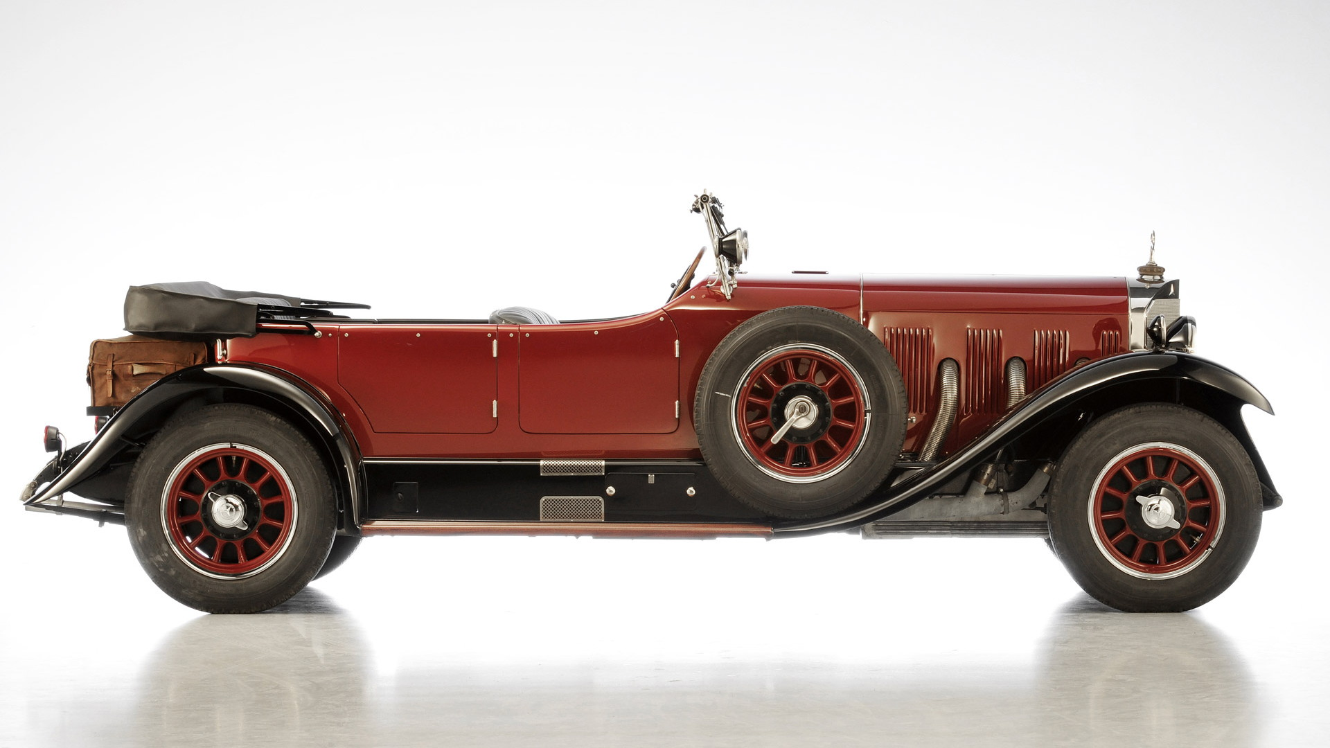 1929 Mercedes-Benz Type 630 Kompressor