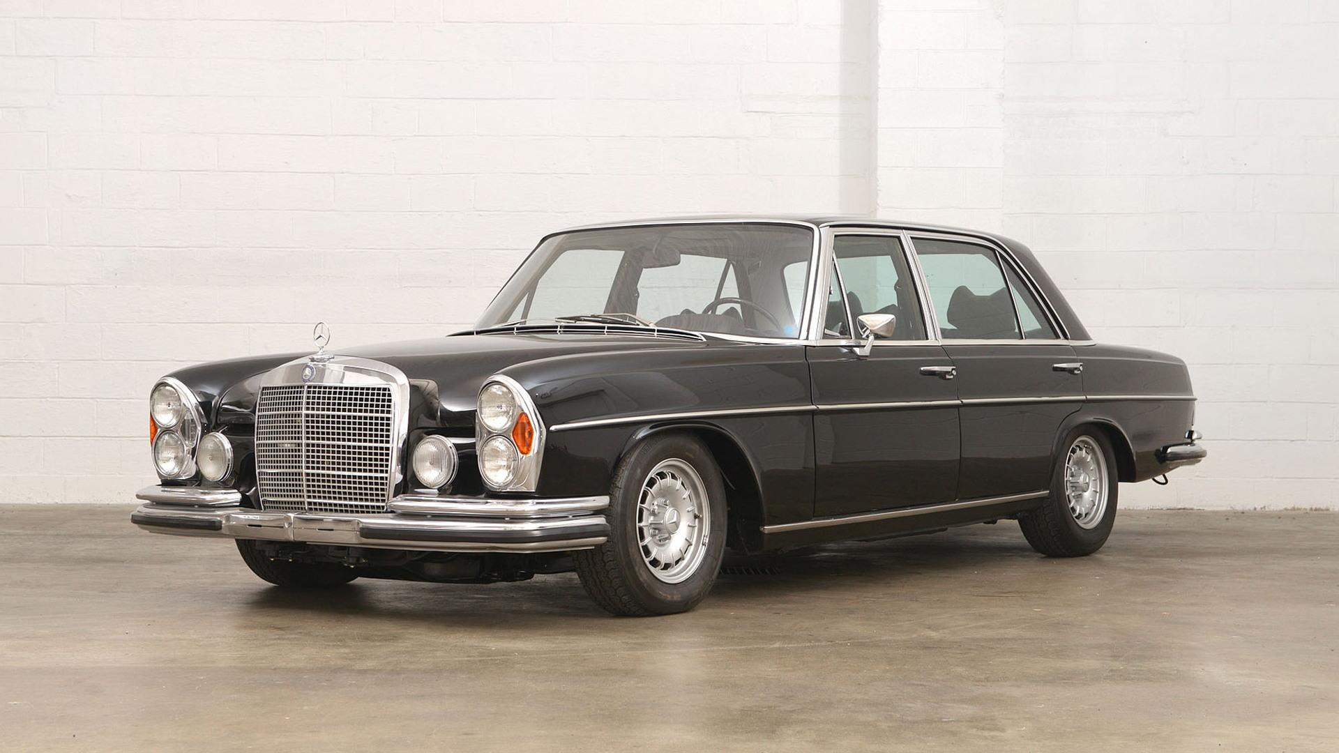 1972 Mercedes-Benz 300SEL 6.3