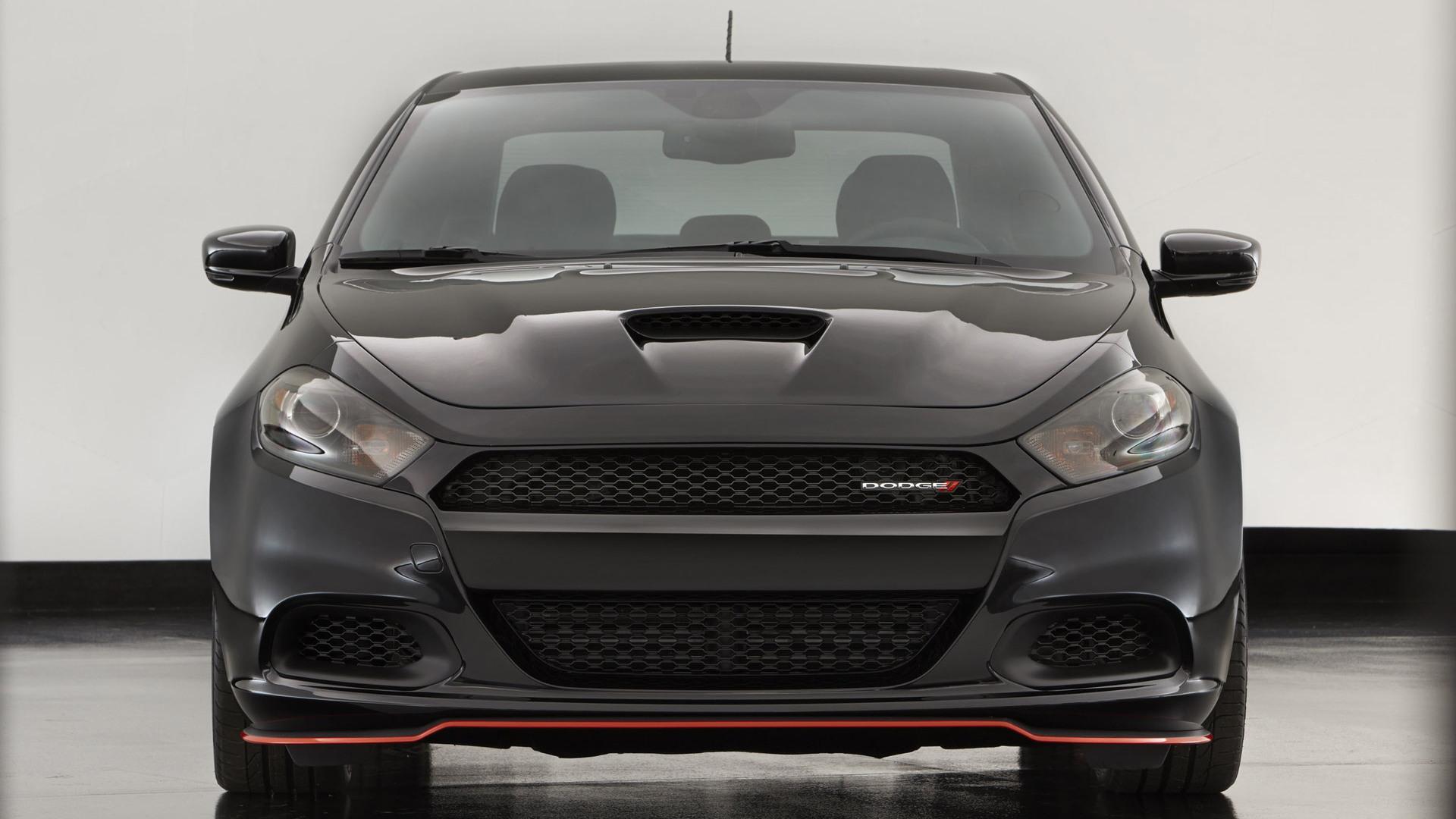 Dodge Dart GLH concept, 2015 SEMA show