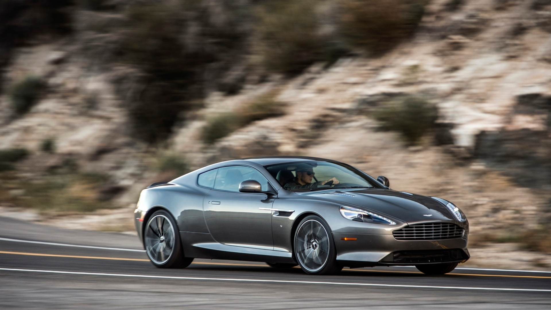 aston martin db9 final drive: 2016 gt variant a fitting way to say