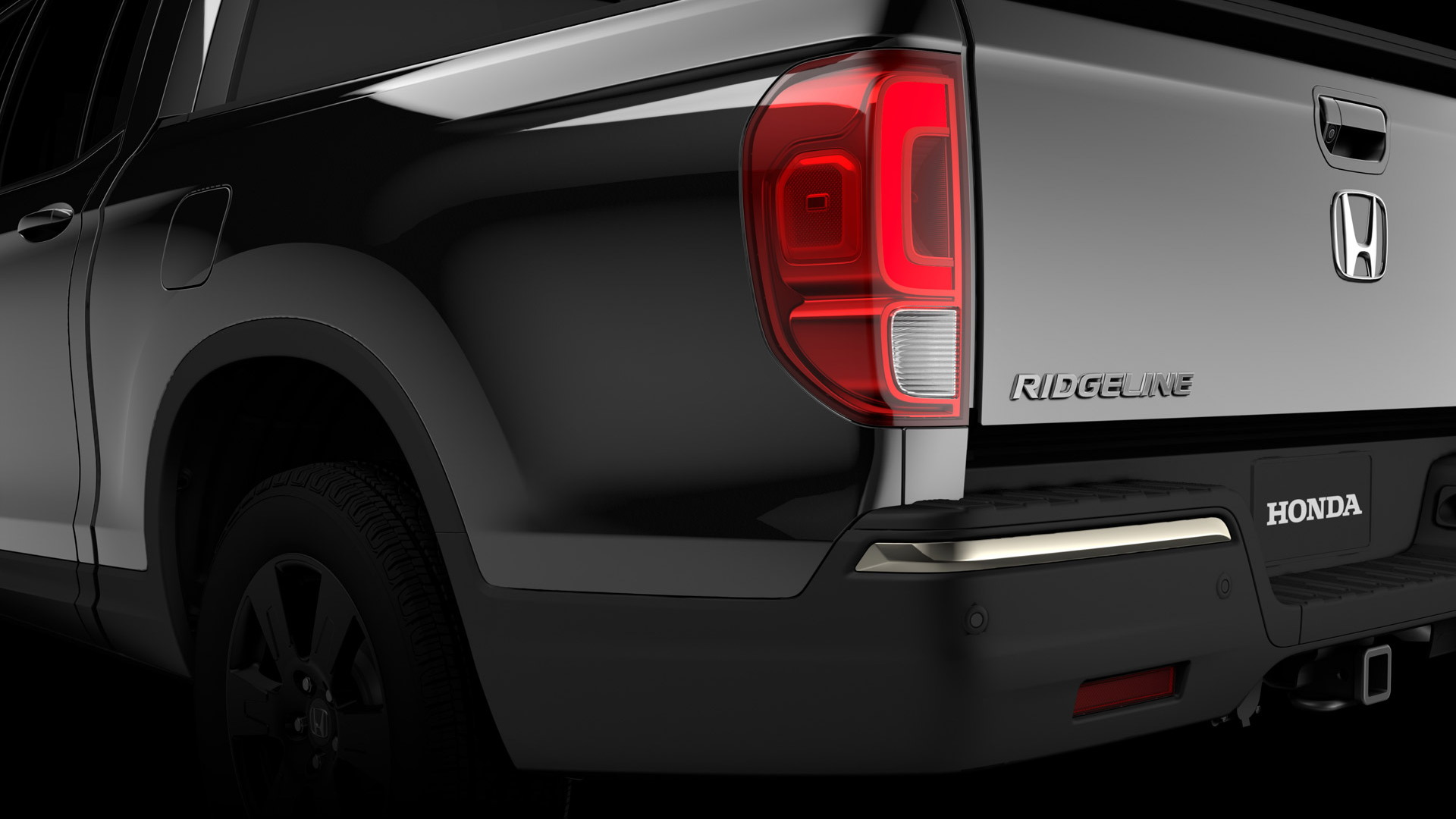Teaser for 2017 Honda Ridgeline debuting at 2016 Detroit Auto Show