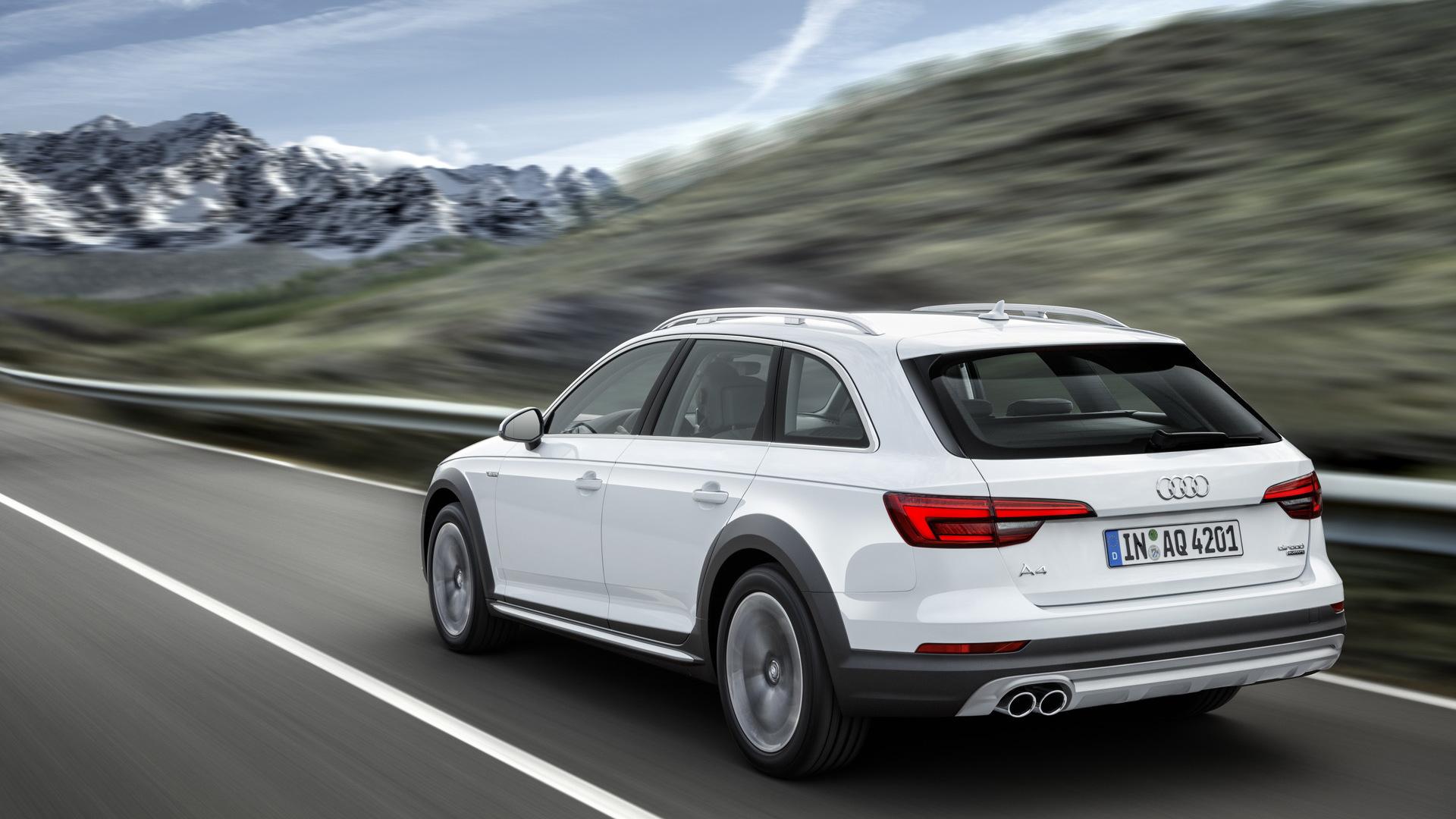 2017 Audi A4 Allroad