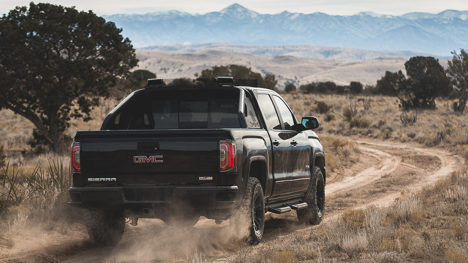 2016 GMC Sierra 1500 All Terrain X