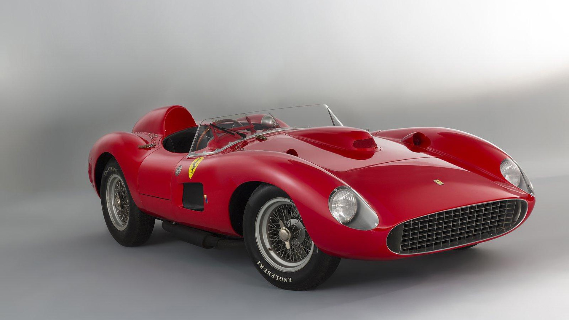 1957 Ferrari 335 S chassis number 0674