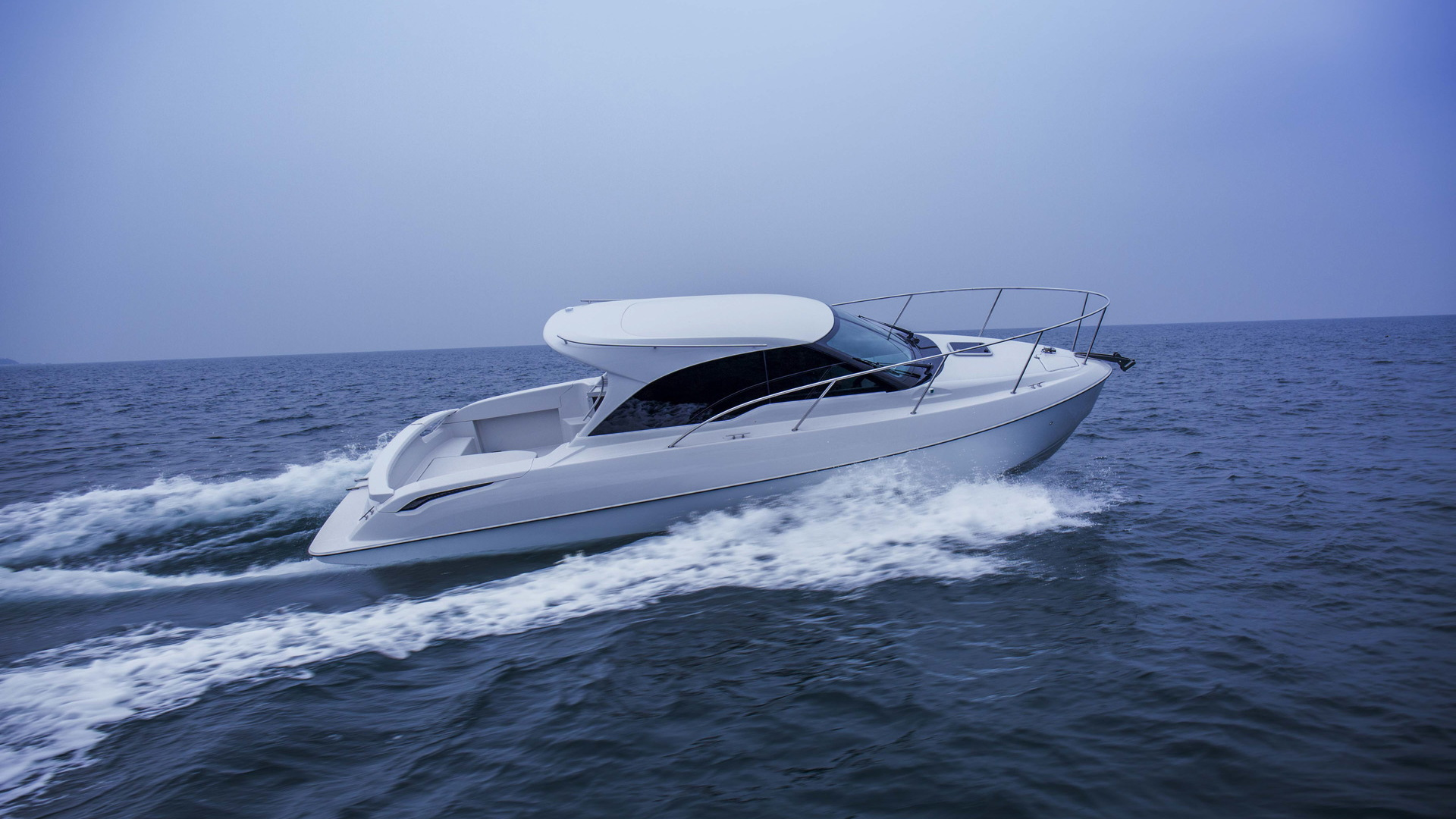 Toyota-28 concept, 2016 Japan Boat Show
