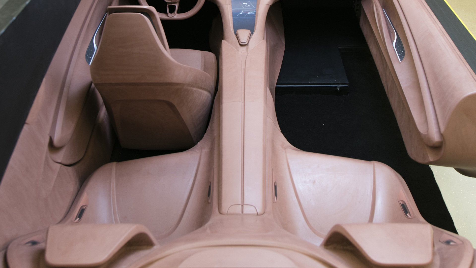 Buick Avista concept development
