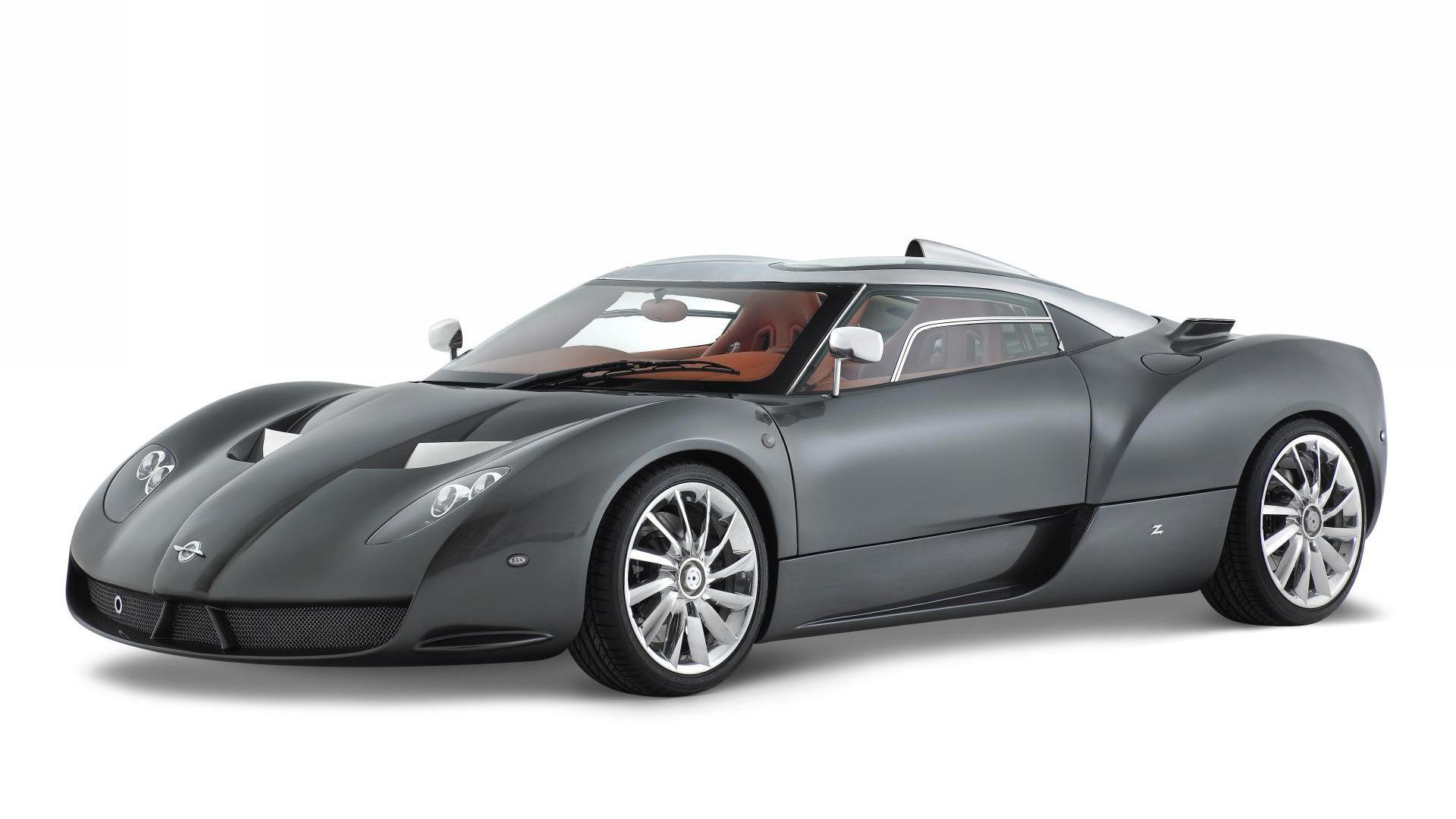 Spyker C12 Zagato concept