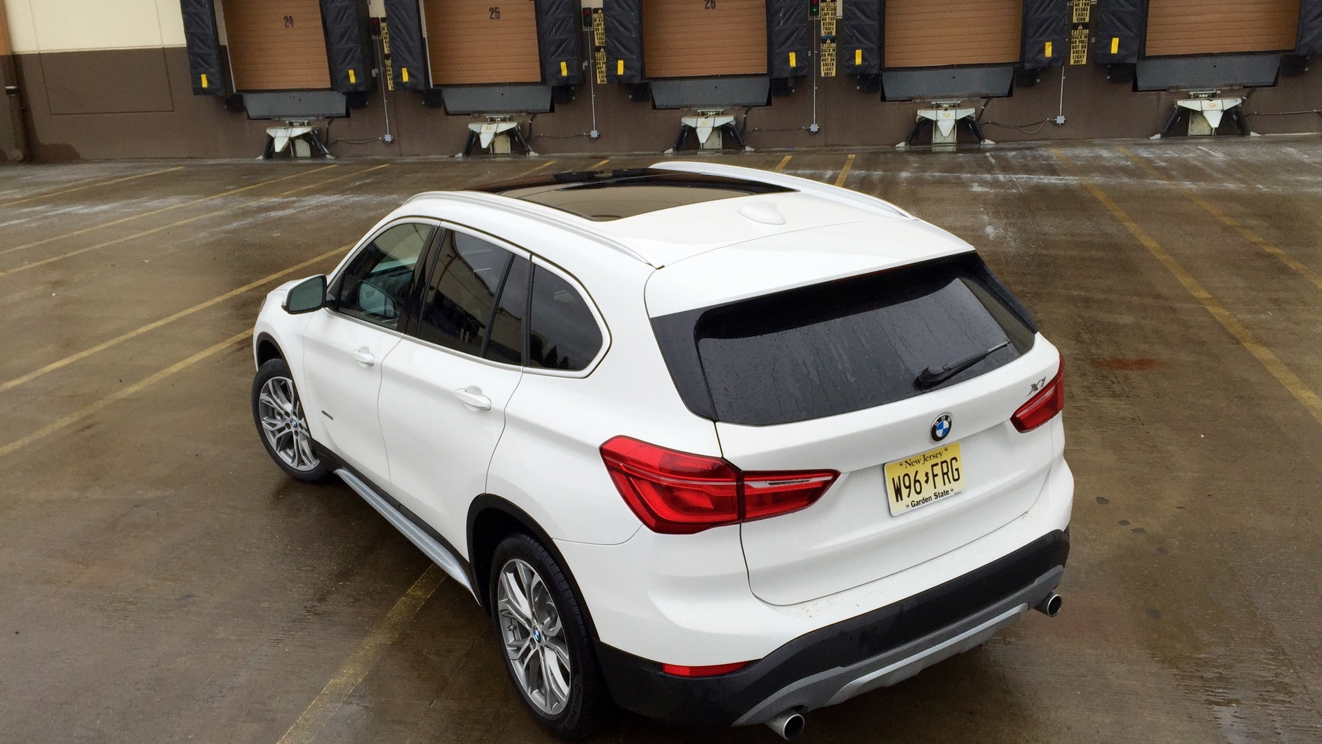 2016 BMW X1  -  First Drive  -  April 2016