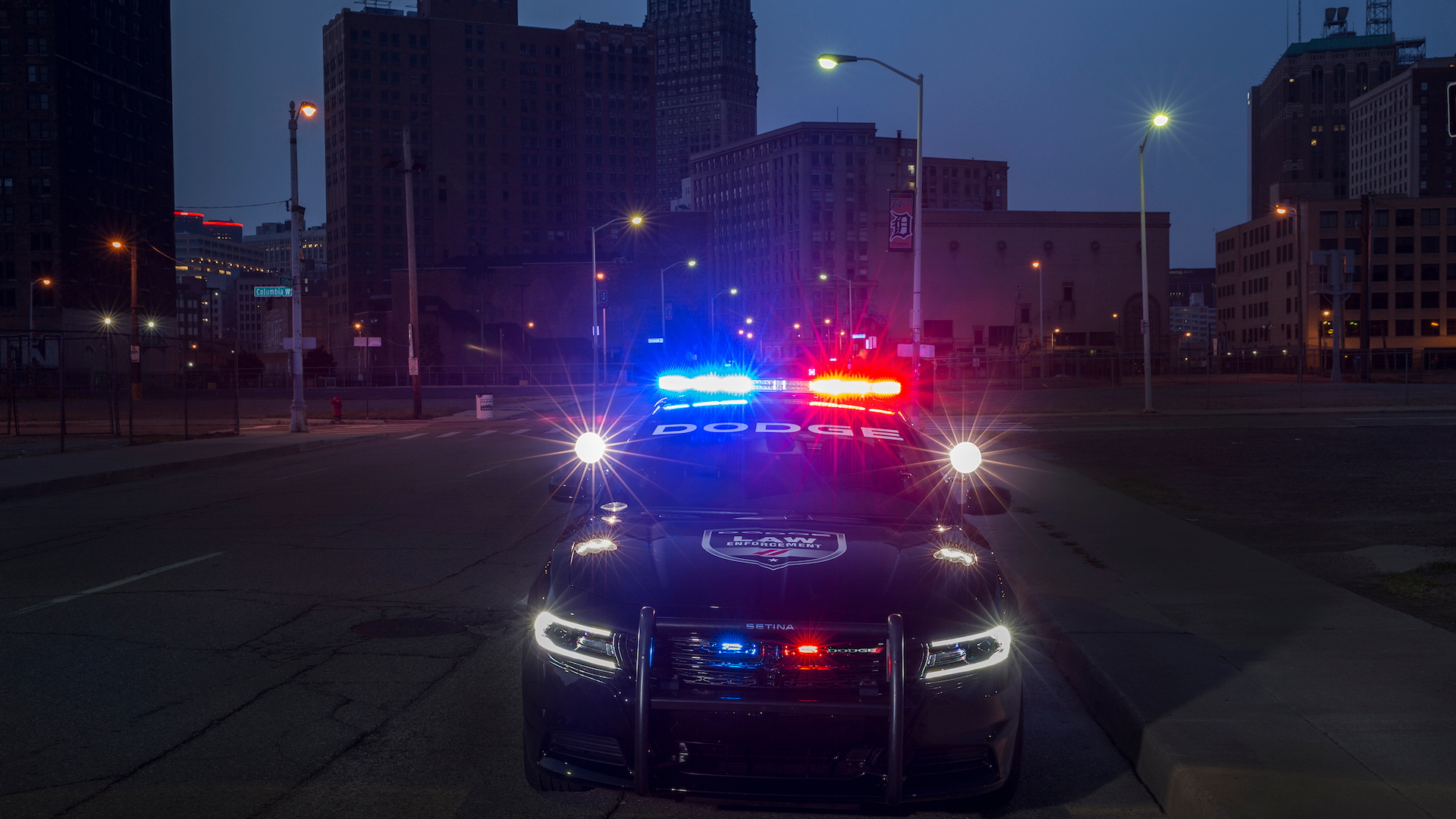 2017 Dodge Charger Pursuit