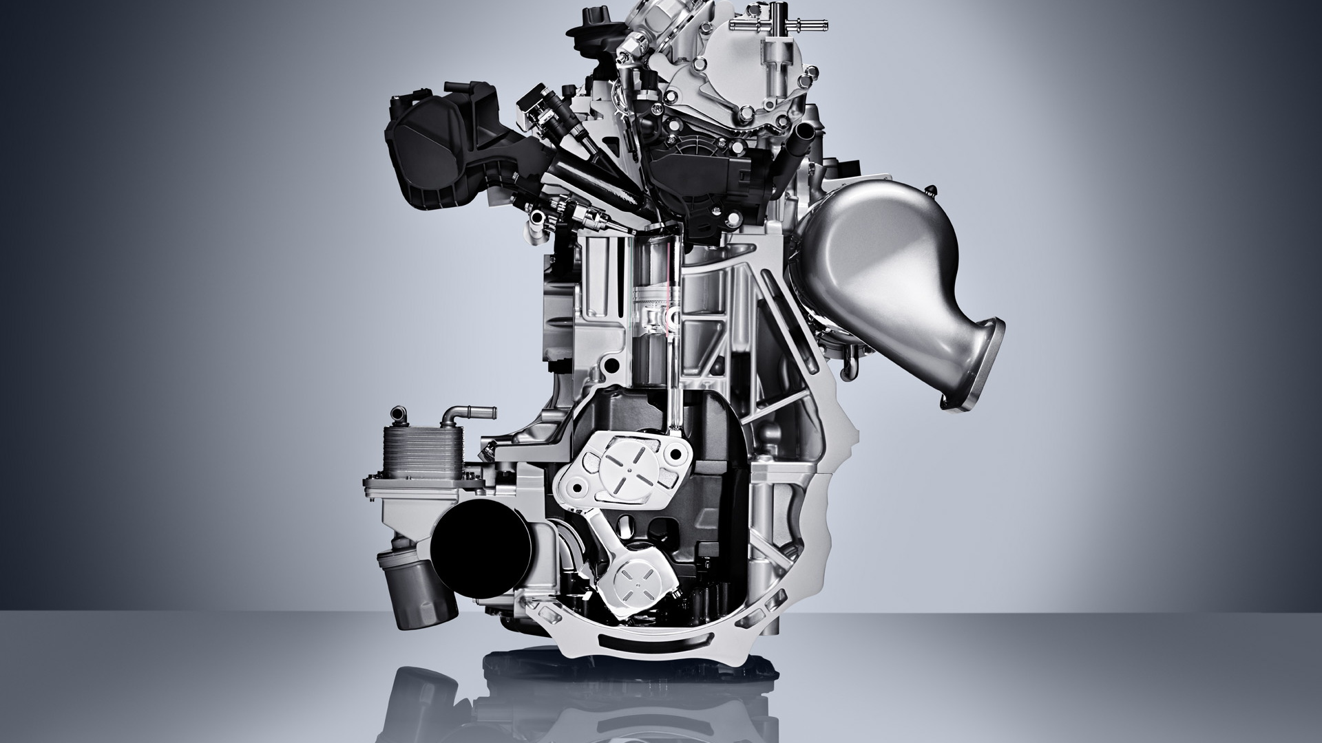 Infiniti VC-Turbo engine